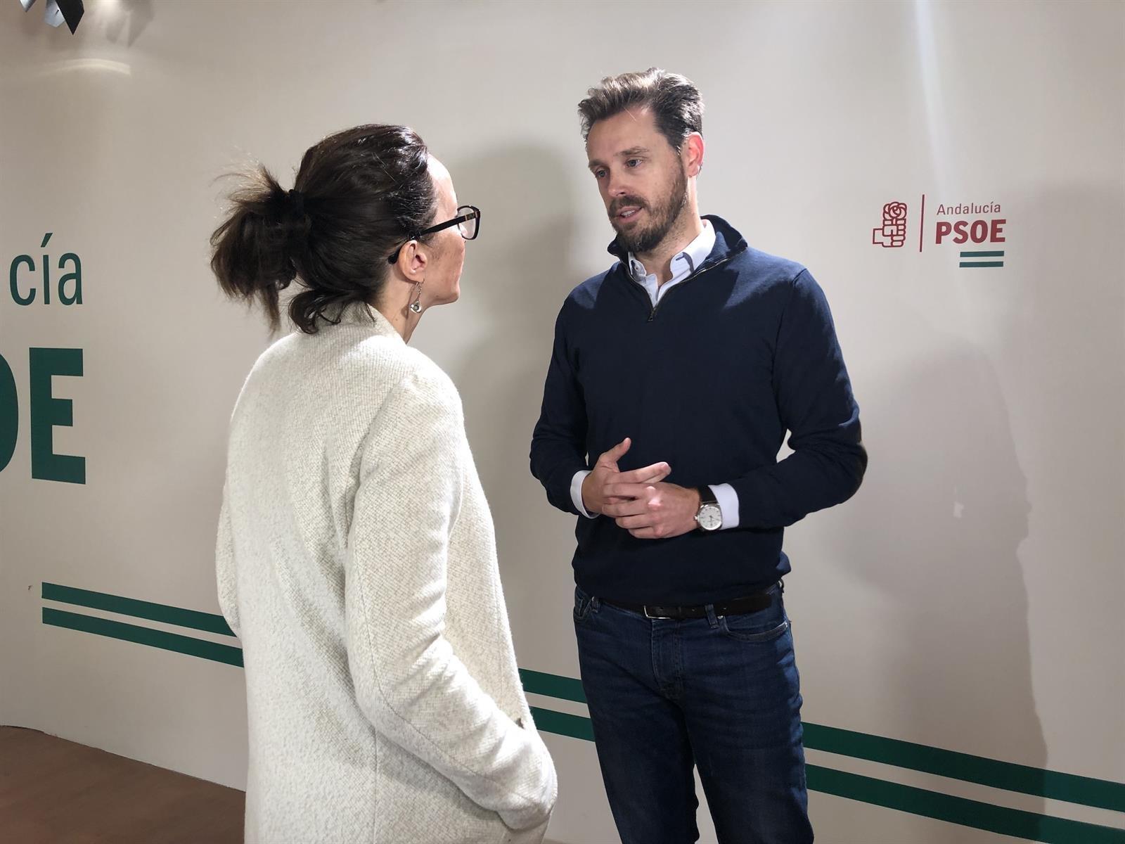 El PSOE denuncia el rechazo de la Junta a las enmiendas para «mejorar y paliar» recortes presupuestarios en Granada