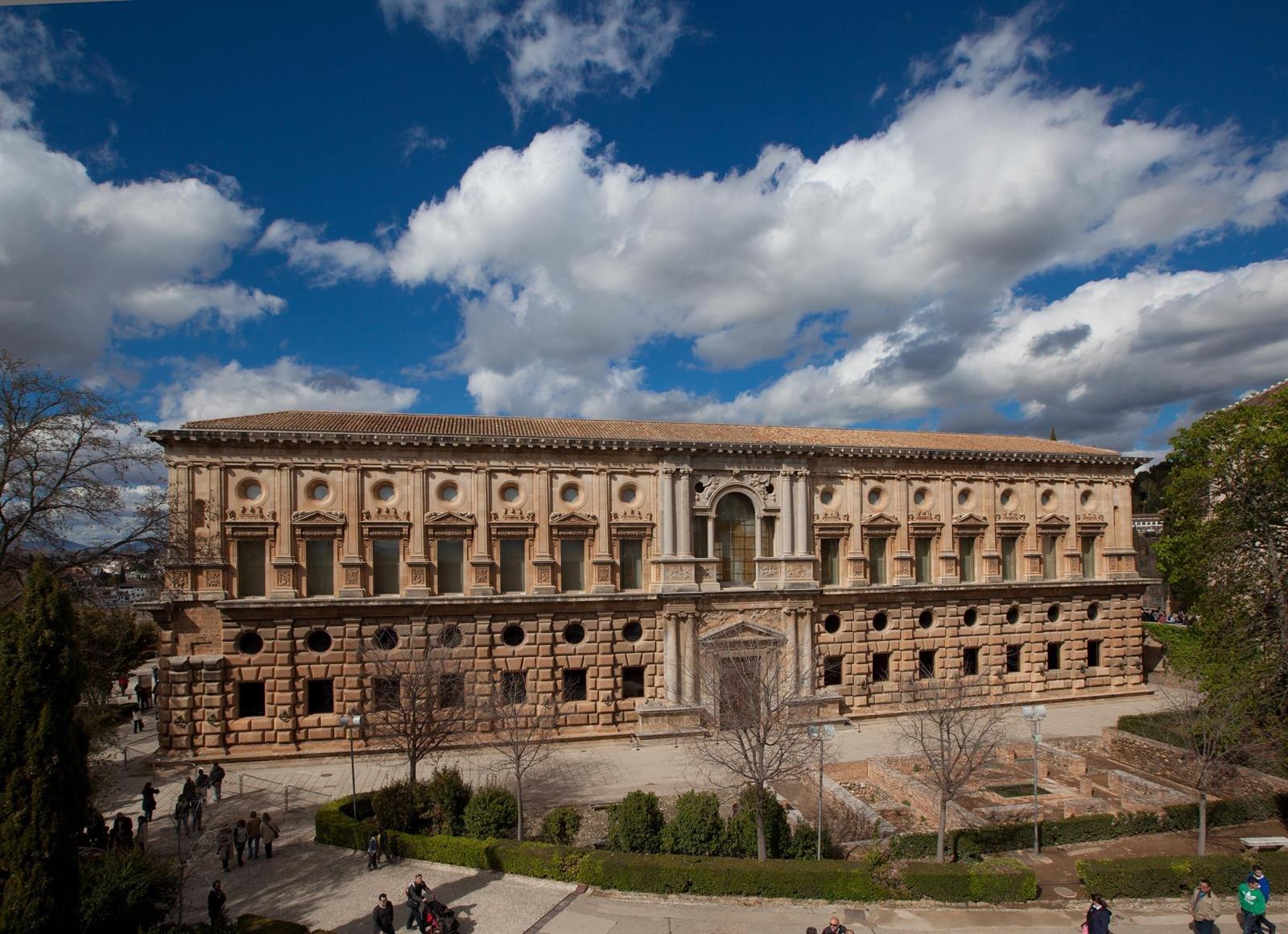 La Junta aprueba obras de rehabilitación en la Plaza de Carlos V de la Alhambra por 700.000 euros