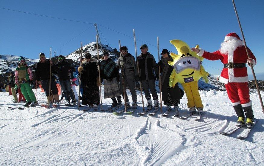 Sierra Nevada aumenta la superficie esquiable con buenas perspectivas de reservas para Navidad y fin de año