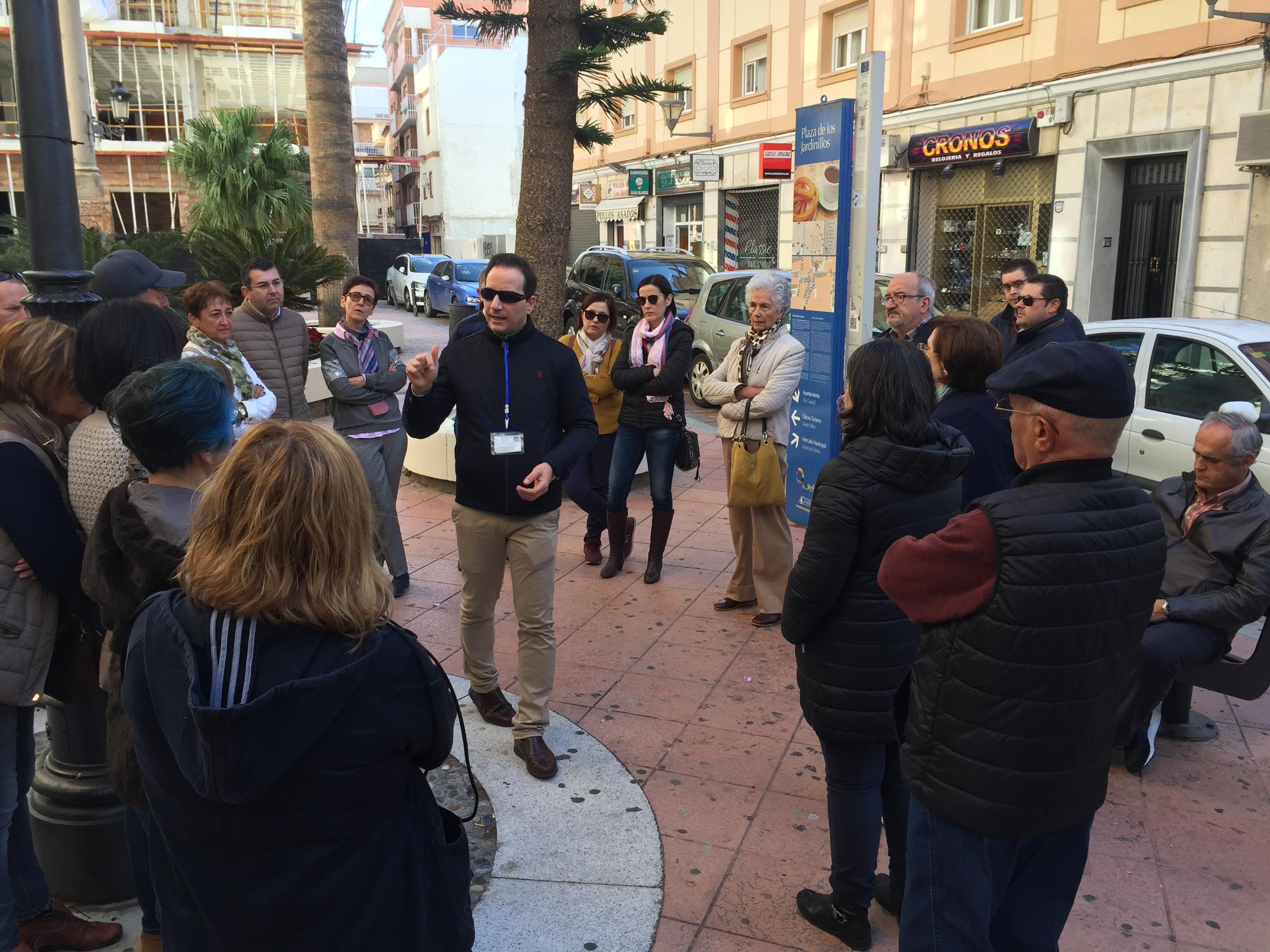 Motril celebra su primera Ruta Histórico Saludable
