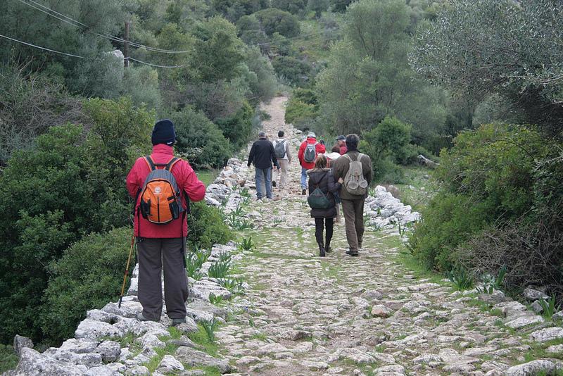 Diputación organiza una jornada provincial de senderismo este domingo en Aldeire