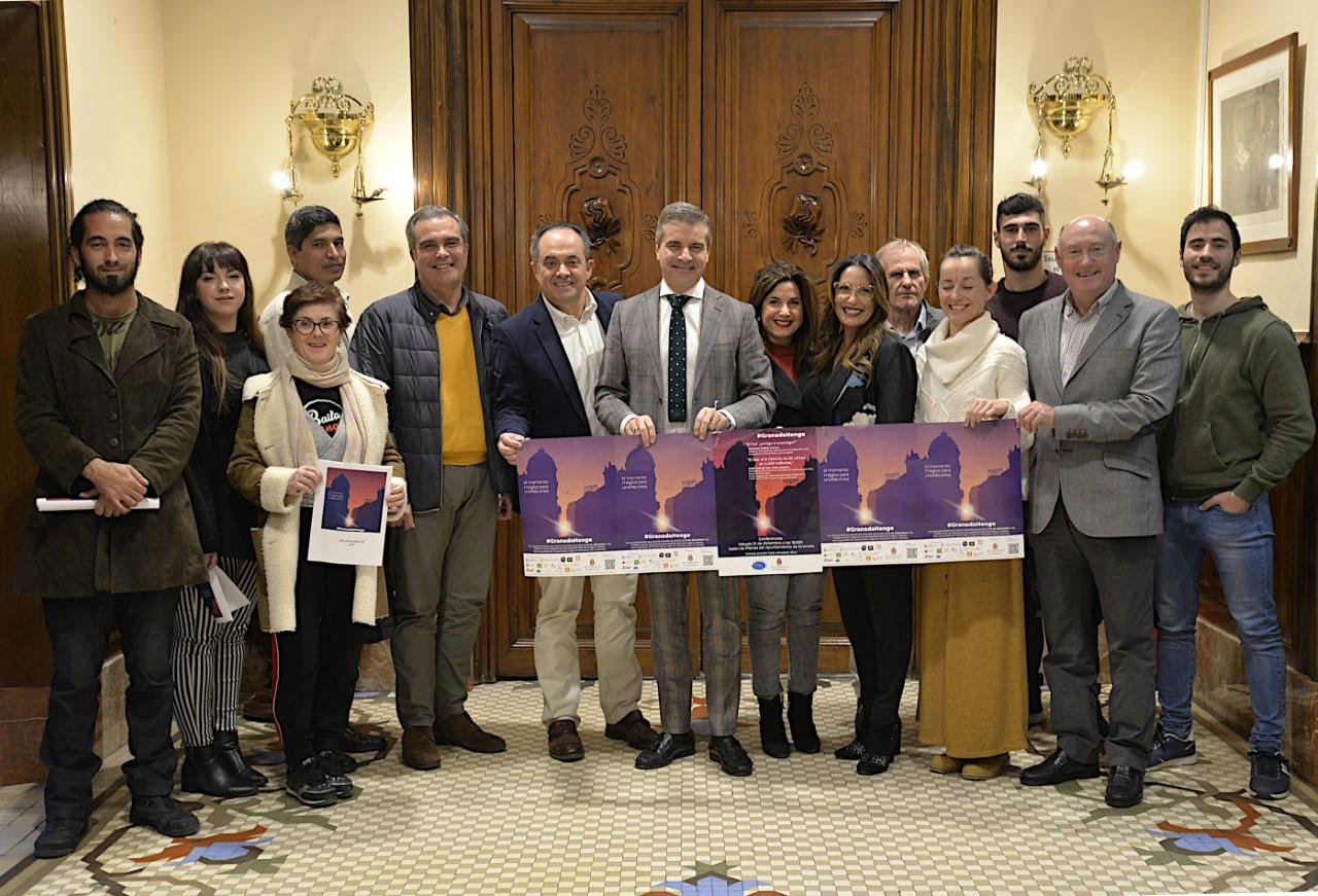 Granada celebrará el solsticio de invierno con actividades culturales a pie de calle