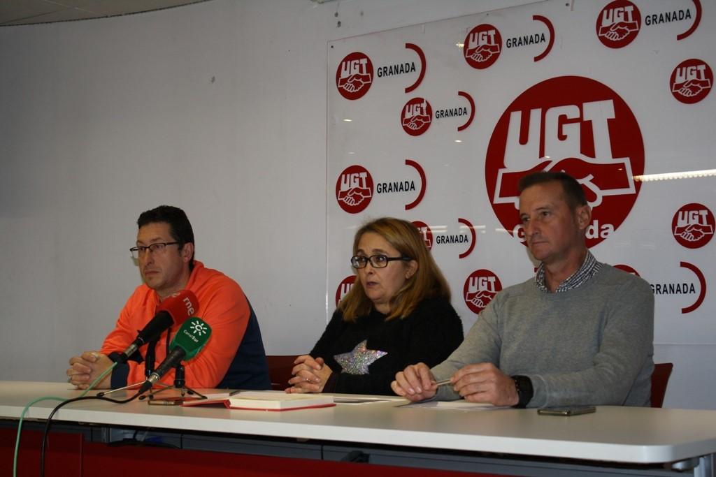 UGT denuncia desprotección y ausencia de EPIs en las empresas de seguridad de Granada