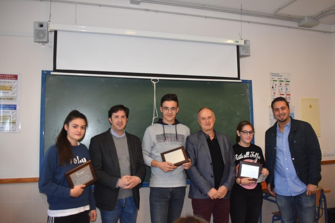 Homenaje a los mejores estudiantes de Churriana