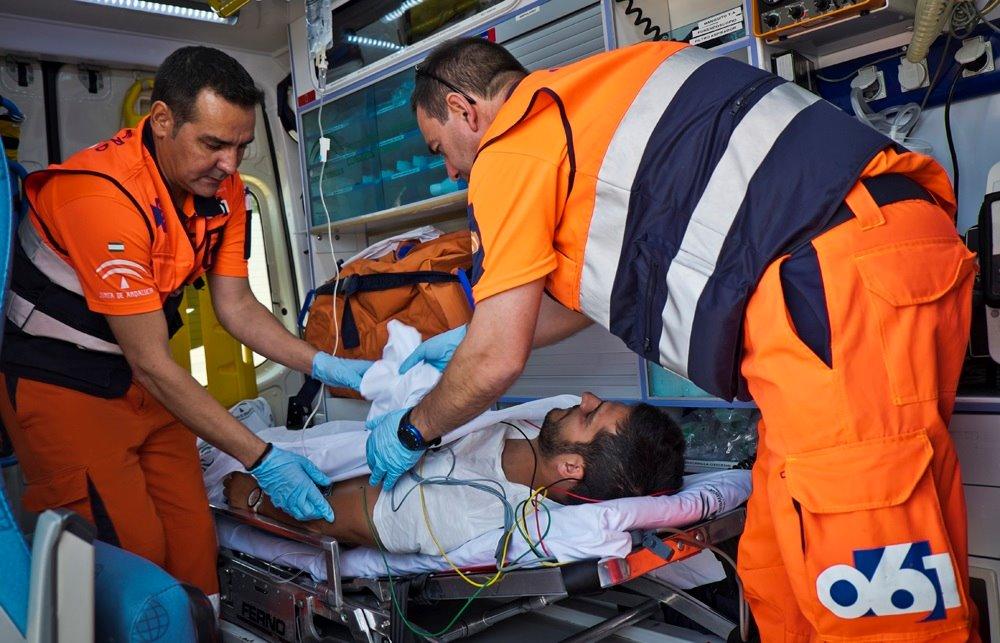 Muere atropellada una persona en la A-44 a la altura de Iznalloz