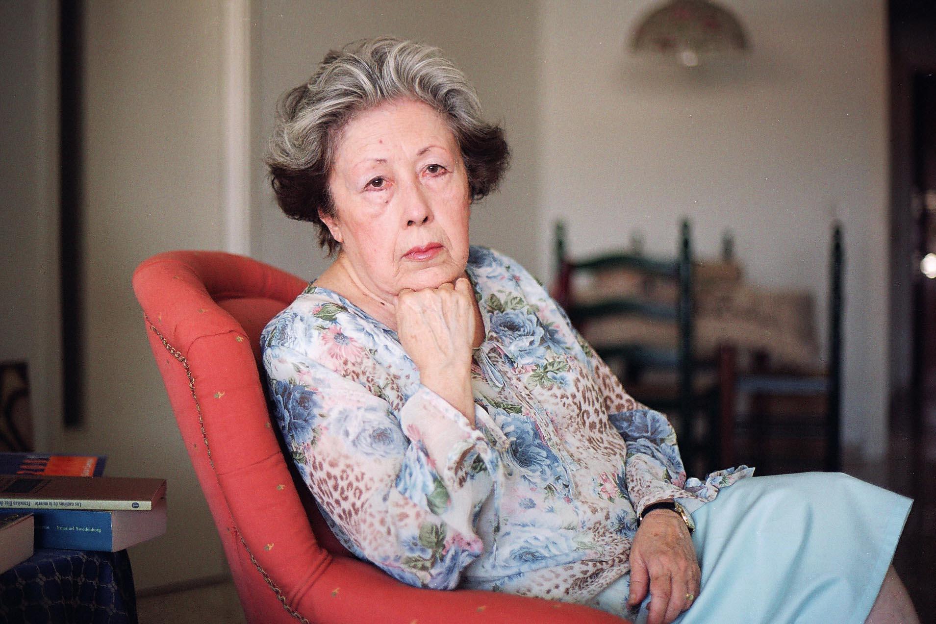 Julia Uceda, gandora del XVI Premio Internacional Federico García Lorca-Ciudad de Granada