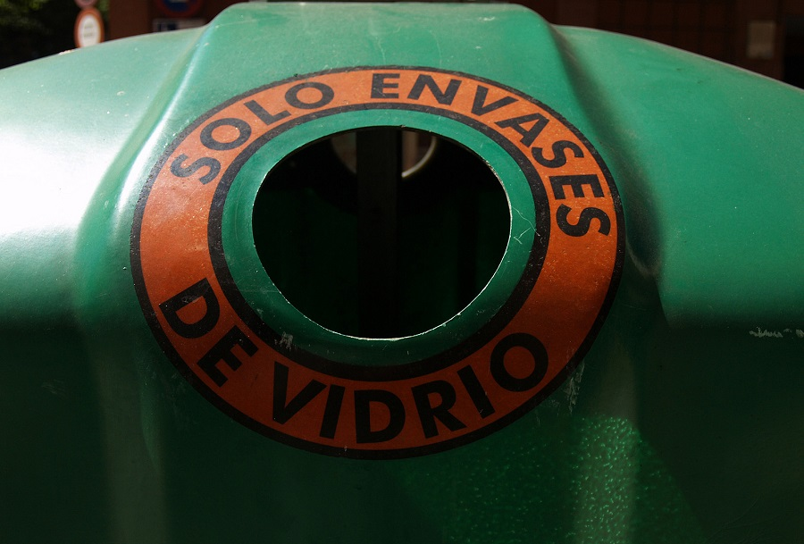 Los hosteleros dispondrán de un servicio de recogida de vidrio para su reciclaje