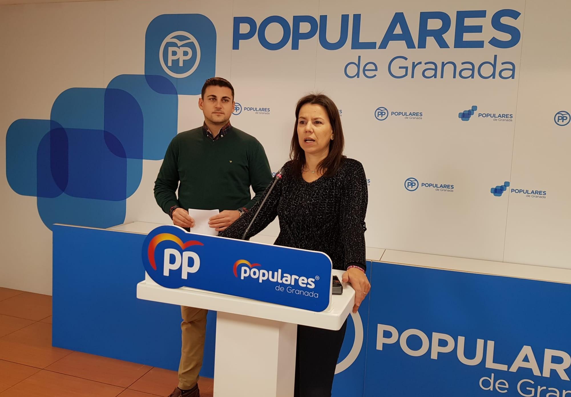 El PP destaca la reactivación de las políticas de empleo en Andalucía