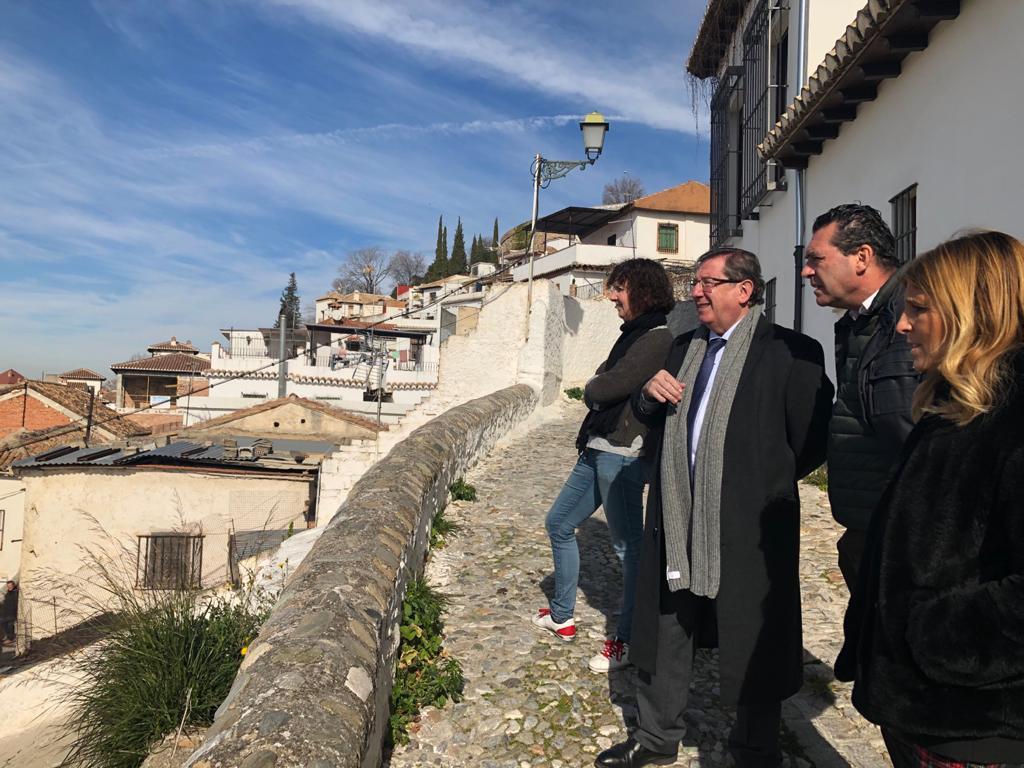 El Ayuntamiento mejorará el barrio del Barrichuelo para hacerlo más accesible