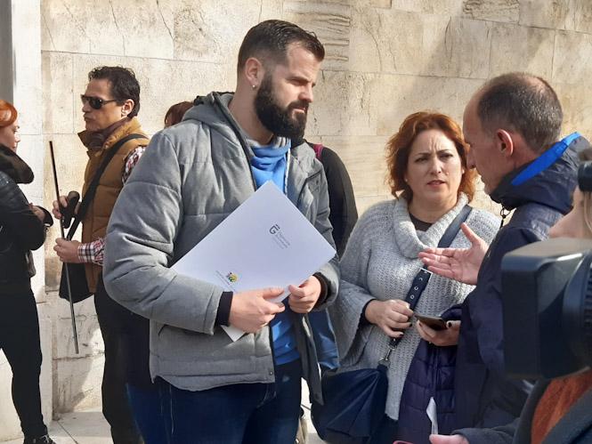 IU denuncia el desprecio al valor cultural de la Alhambra del nuevo sistema de ventas de entradas