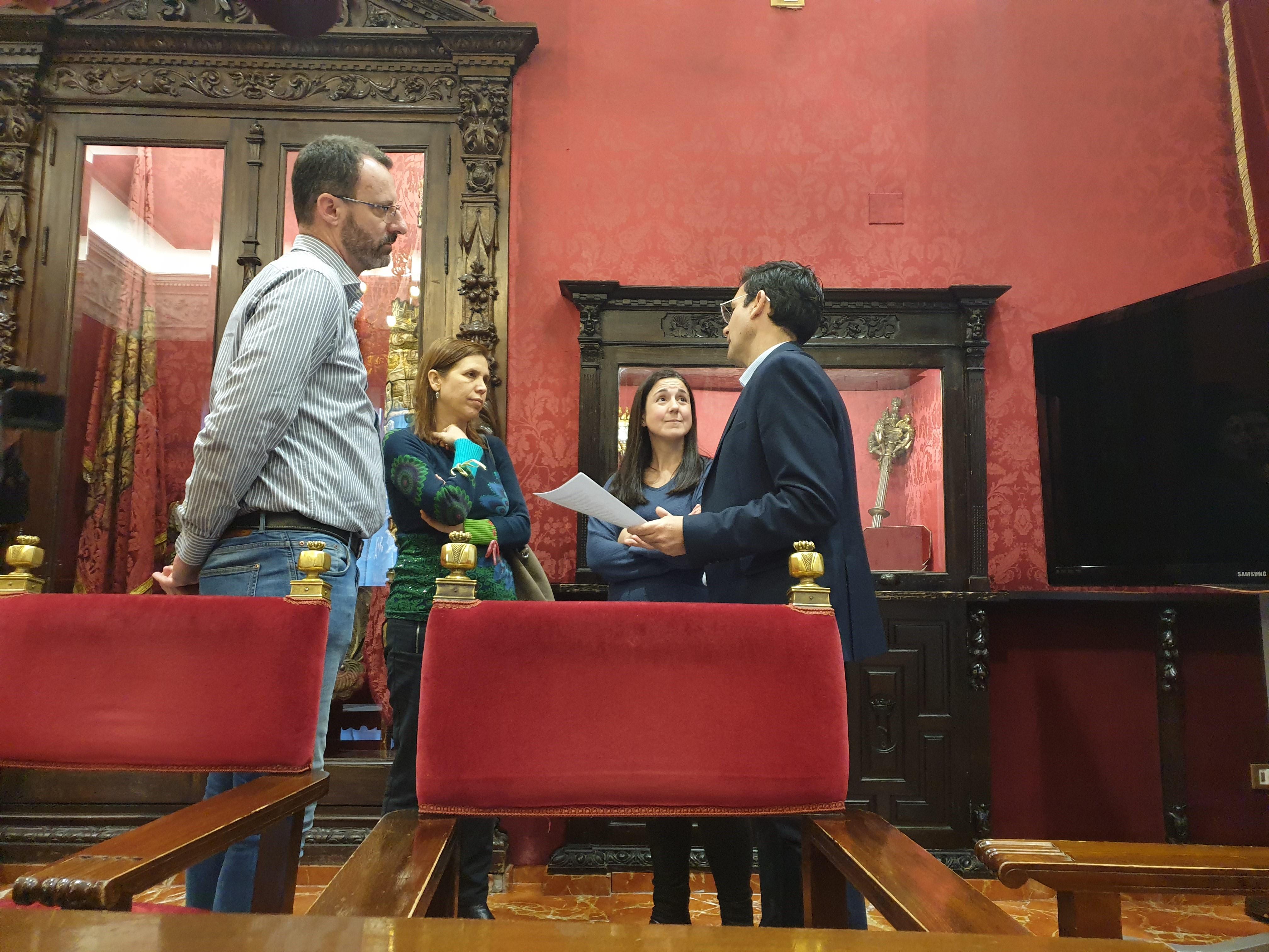 El PSOE defenderá en el Pleno del Ayuntamiento la Escuela Andaluza de Salud Pública