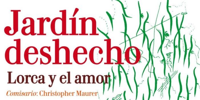 Últimos días de la exposición «Jardín Deshecho: Lorca y el amor» en el Centro Lorca