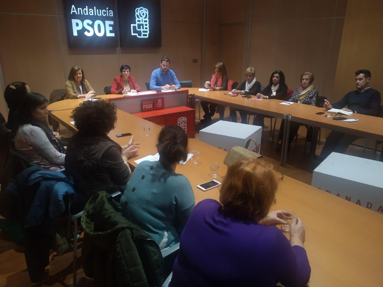 26 proyectos contra la violencia de género dejan de estar financiados por la Junta según denuncia el PSOE
