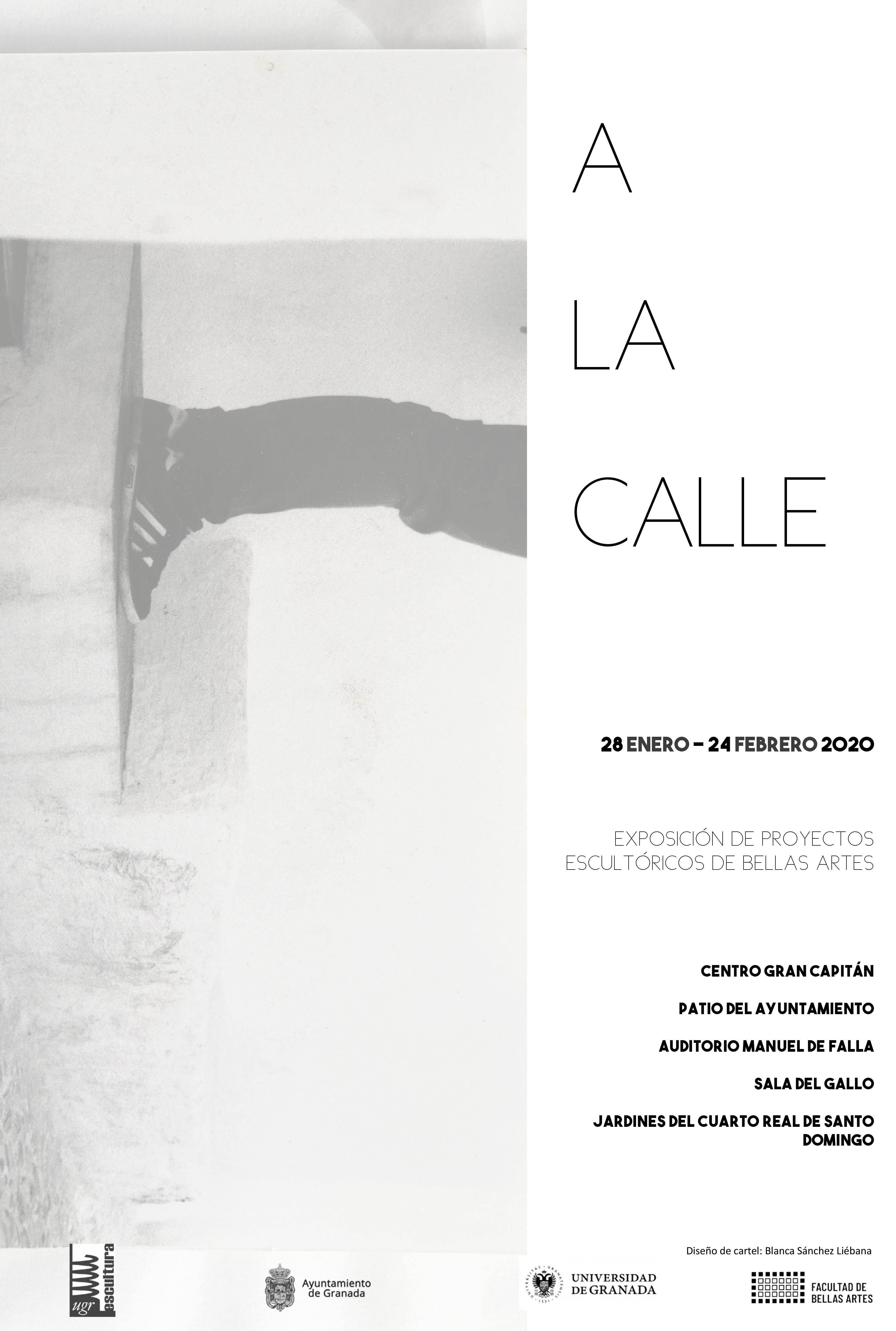 """Estudiantes de Bellas Artes muestran sus obras en la V Edición de """"A LA CALLE'"""