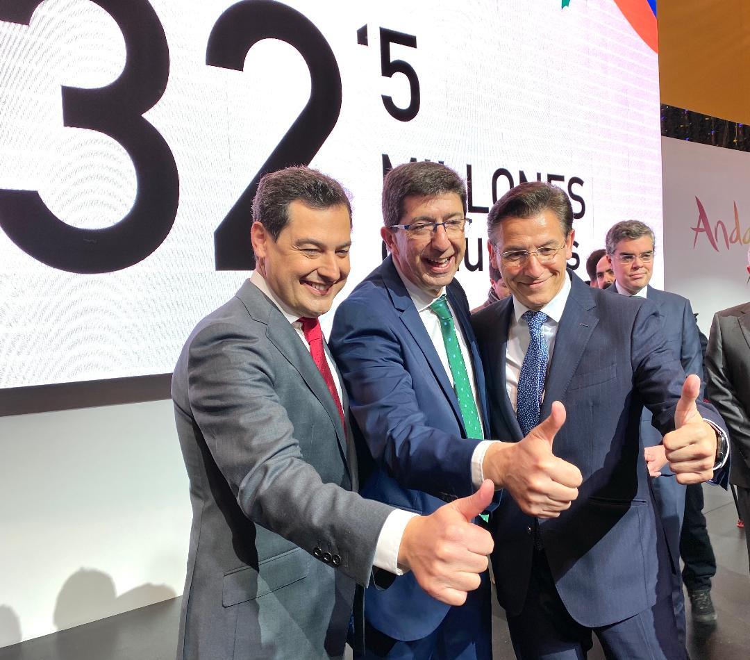 Andalucía acude desde miércoles a la edición «más importante» de Fitur como destino «seguro y único»