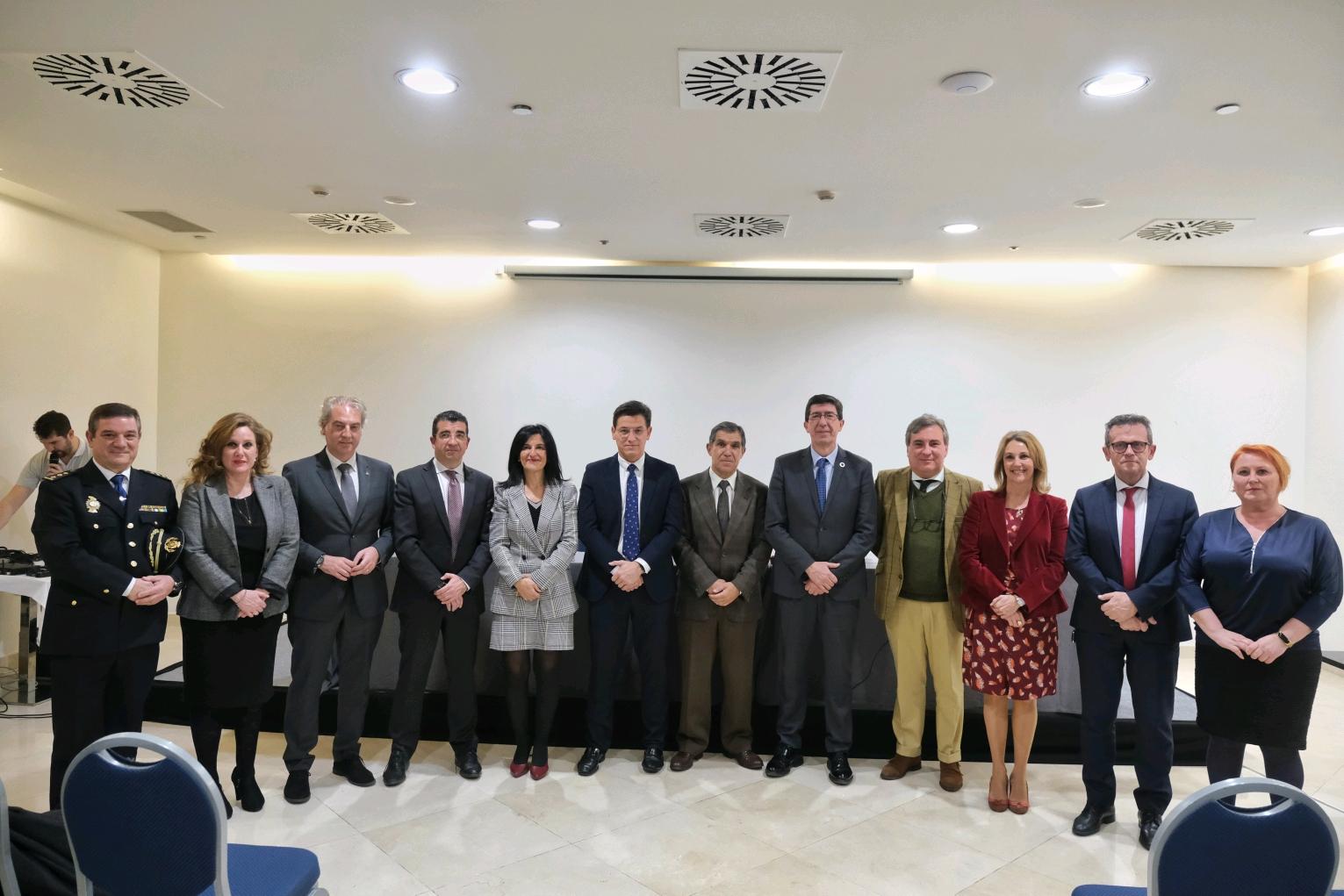 El edificio judicial de Caleta estará completamente operativo tras la reforma en el segundo semestre de 2021