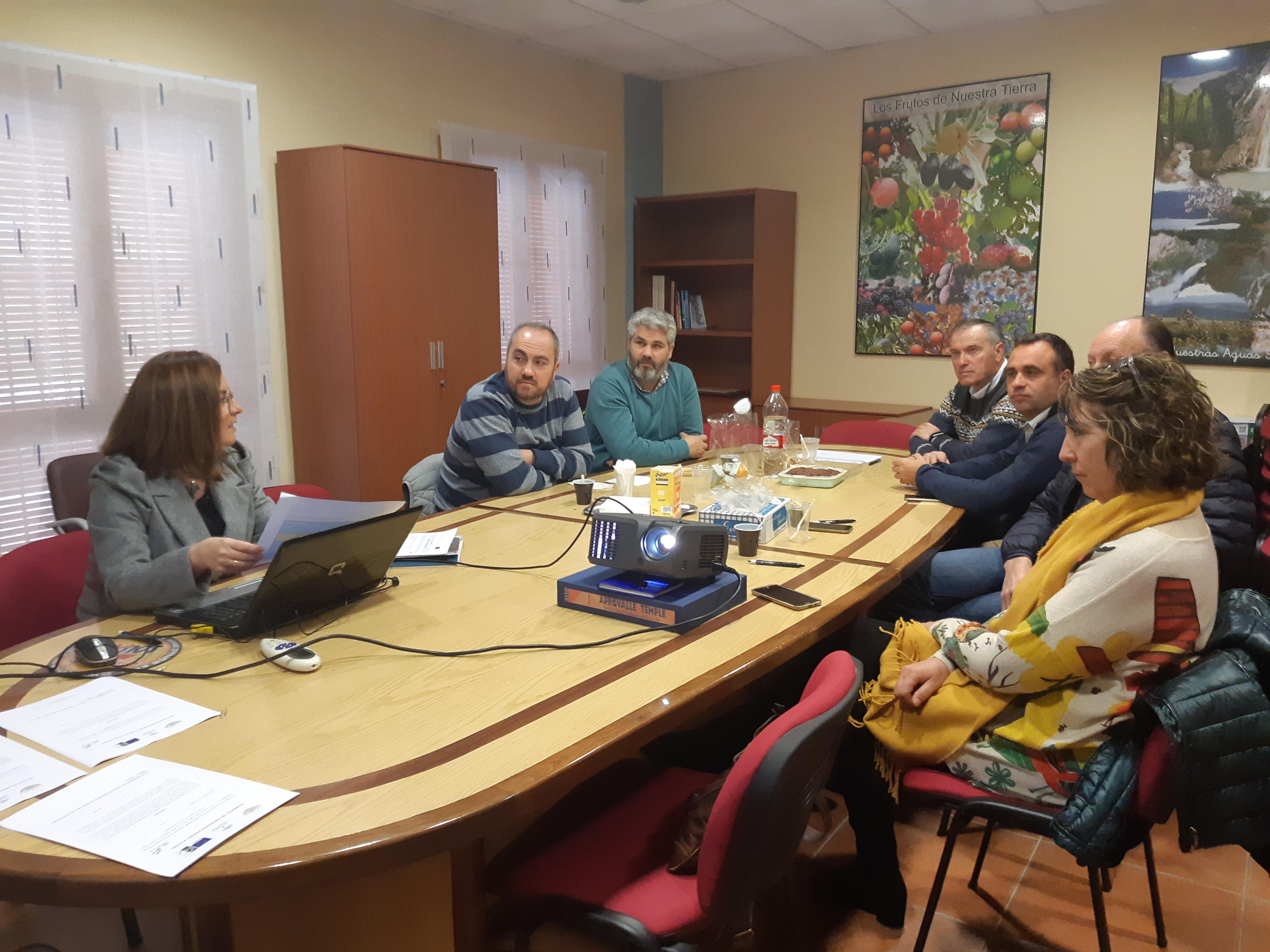 El Grupo de Desarrollo Rural del Valle de Lecrín, Temple y Costa concede ayudas por valor de 1 millón de euros