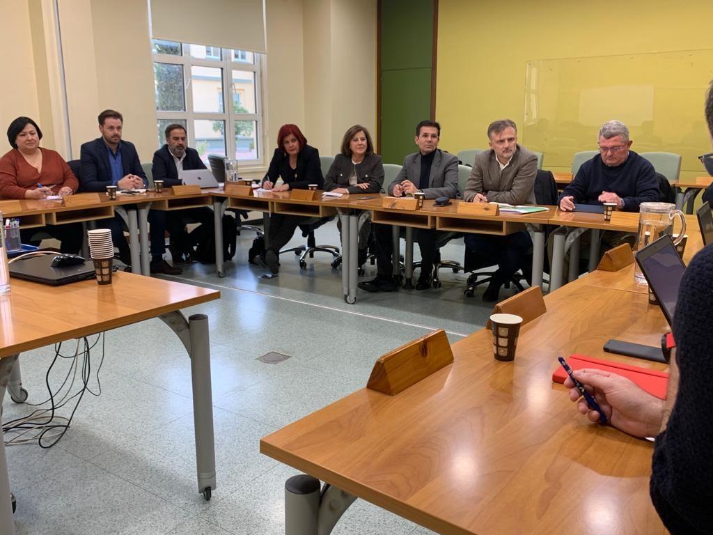 El PSOE-A explorará «cualquier vía» para impedir que la EASP se integre en el Instituto Andaluz de Salud