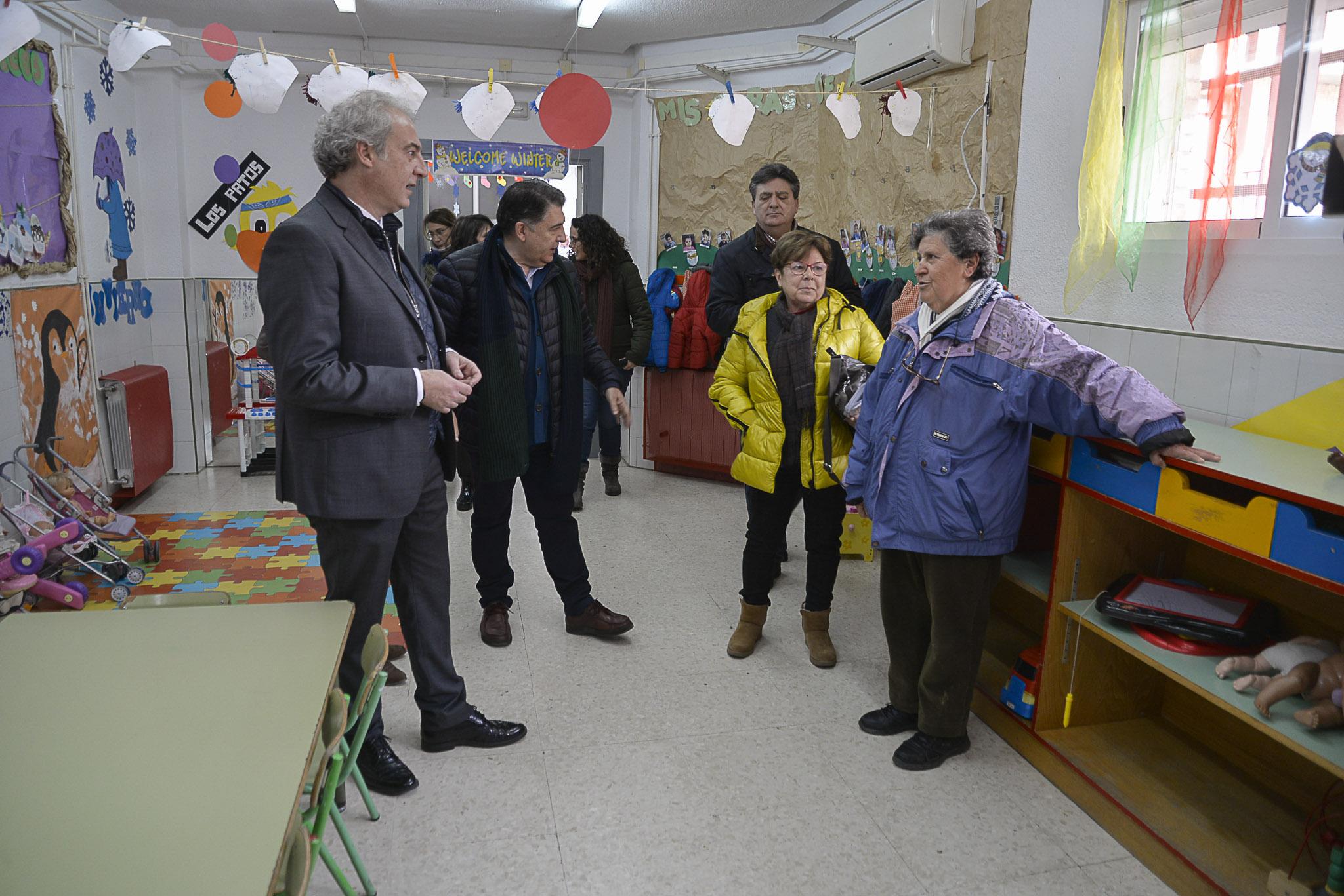 El Ayuntamiento apoya a las familias de la zona norte a través de programas socioeducativos
