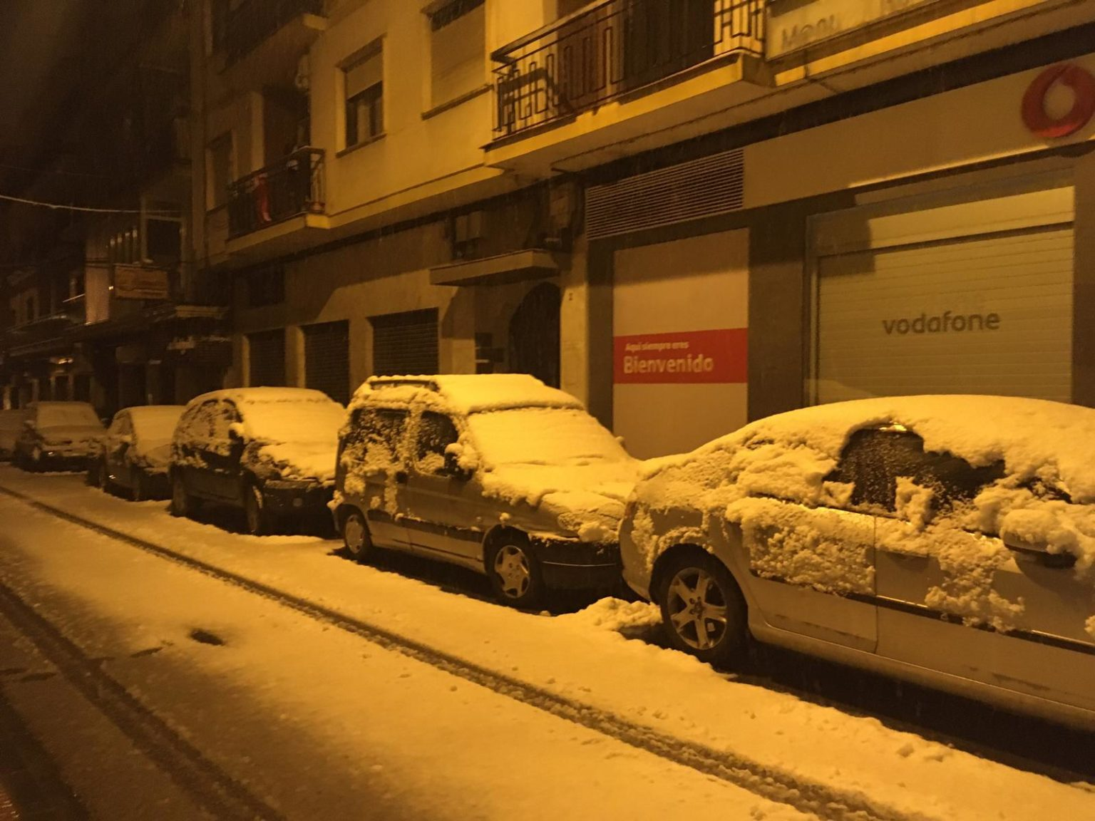 El PSOE de Guadix lamenta la falta de previsión del Ayuntamiento ante las nevadas