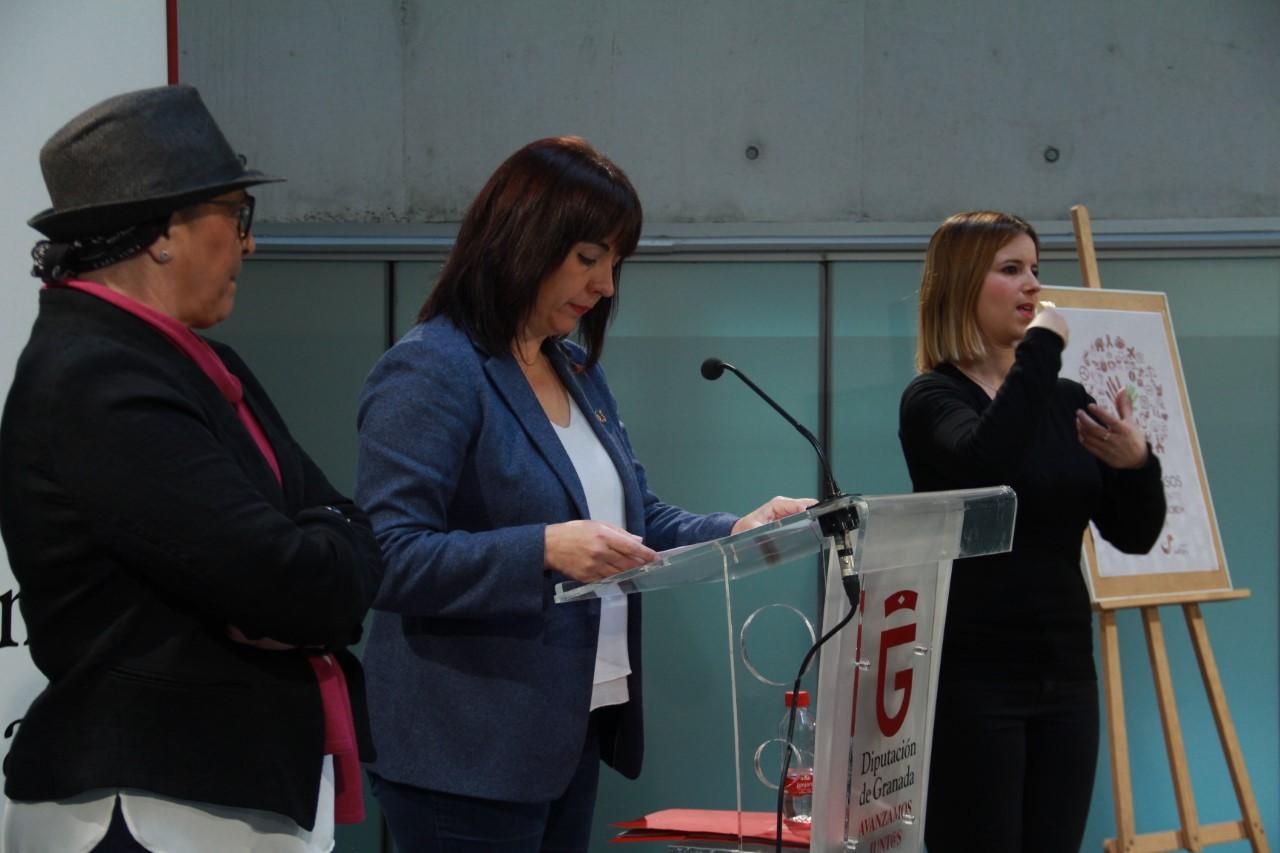 Diputación edita una guía de recursos para las personas sordas de la provincia