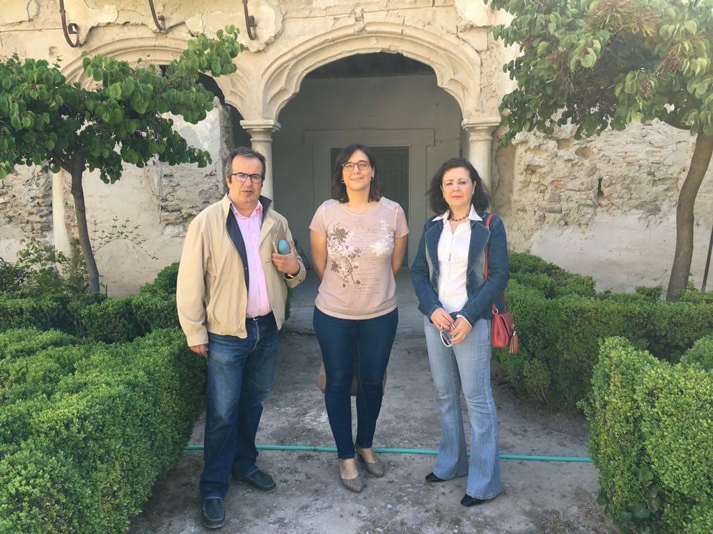 El PP de Baza insta al Ayuntamiento a que solicite ayudas para la rehabilitación del Palacio de los Enríquez