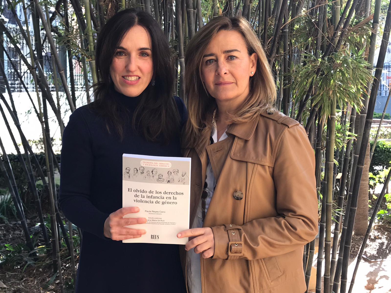 """La tesis doctoral """"Menores y Violencia de Género: nuevos paradigmas"""", premiada por la Delegación del Gobierno para la Violencia de Género"""