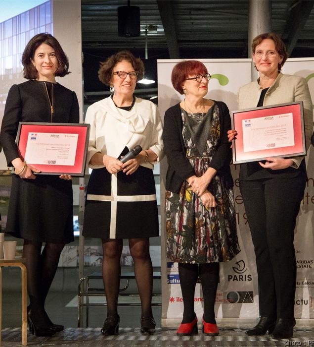"""Elisa Valero, profesora de la UGR, mención especial en la edición de 2019 de los """"Prix des femmes architectes"""""""