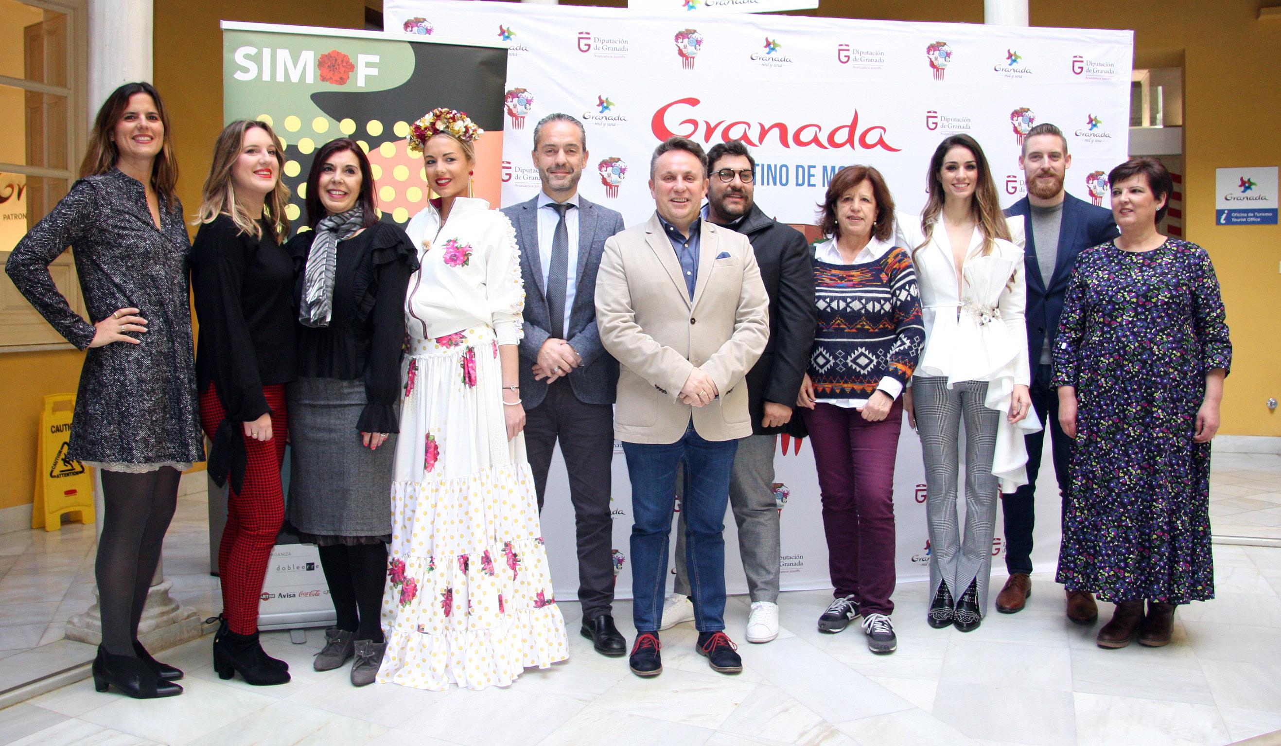 Granada «estará» de moda durante SIMOF 2020