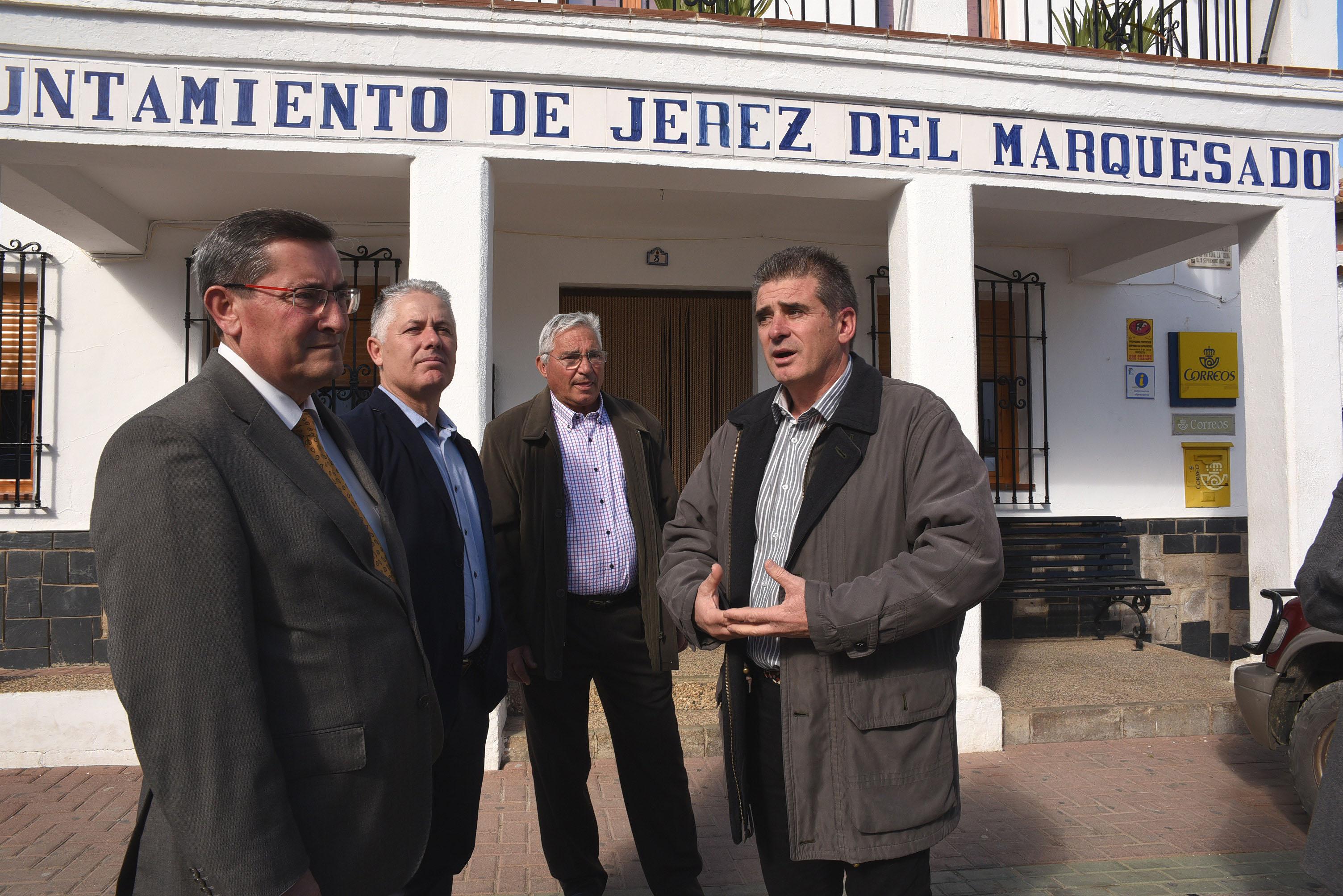 Jerez del Marquesado mejora la eficiencia energética de la mano de Diputación