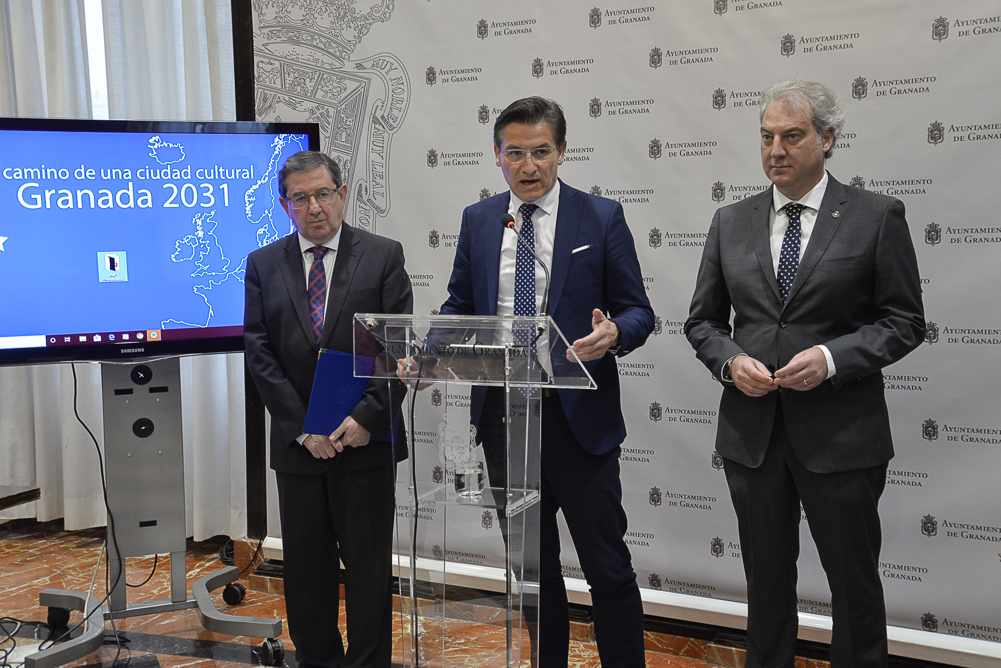 El Ayuntamiento presenta un borrador de presupuestos para 2020 con un superávit de 13 millones de euros