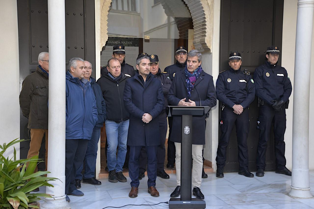 El Ayuntamiento refuerza la seguridad en los barrios destinando más Policía Local