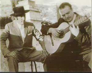 Hoy ha fallecido el cantaor Curro Vega a los 90 años de edad