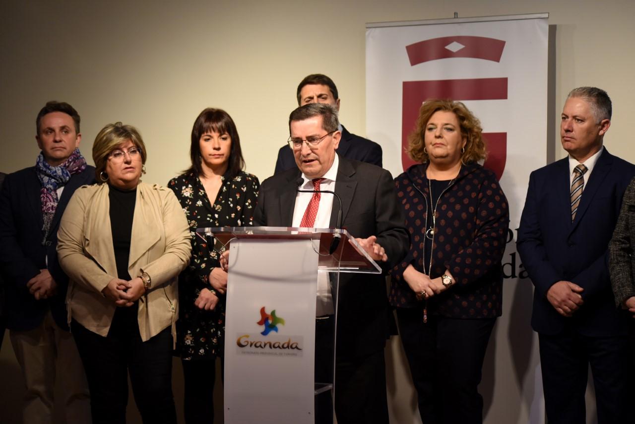 Diputación impulsará este año el Pacto Provincial contra la Despoblación para frenar el éxodo rural