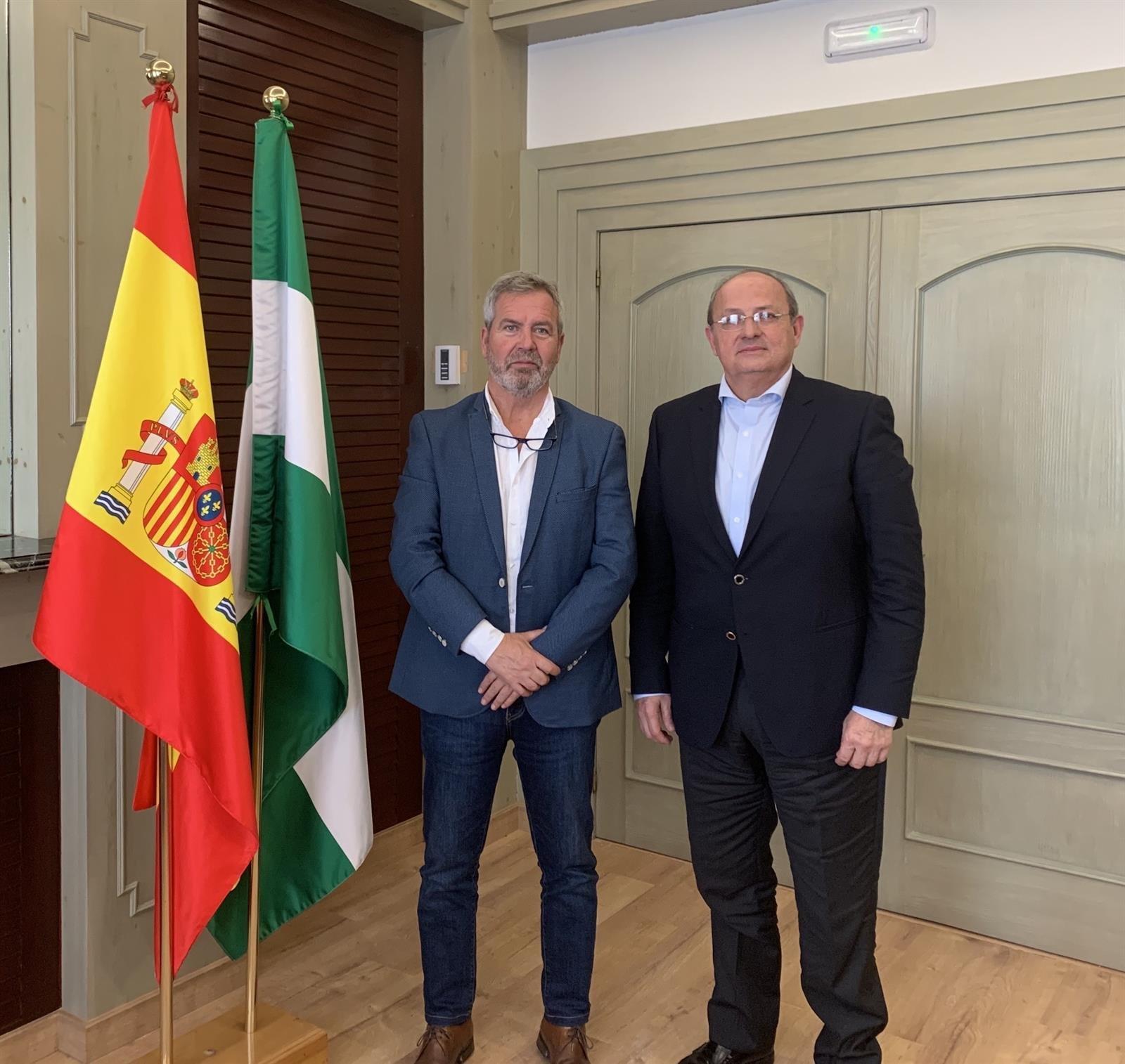 Motril sigue defendiendo la necesidad de las ayudas a la línea con Melilla