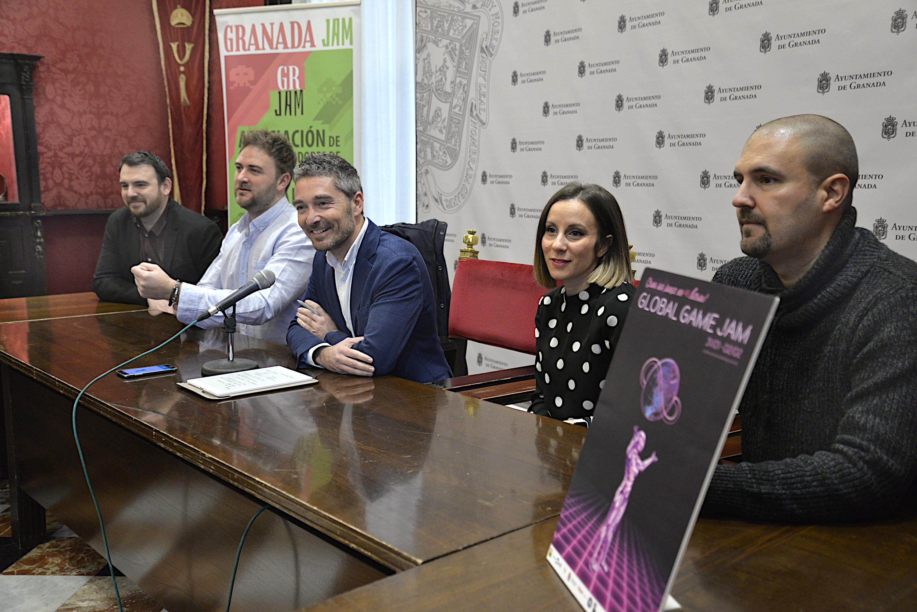 El mayor encuentro de creación de videojuegos se celebra desde el viernes en Granada