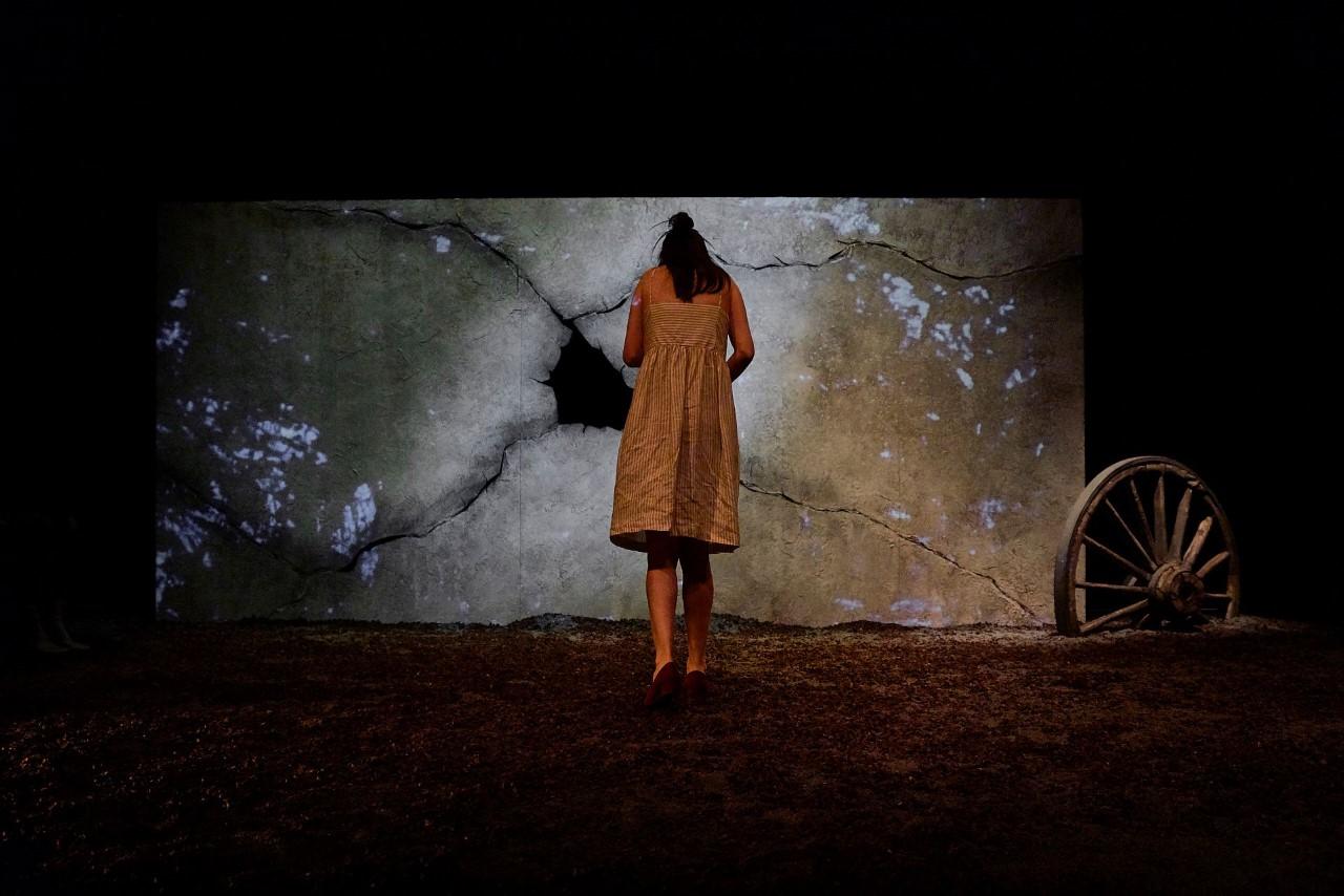 'La geometría del trigo' de Alberto Conejero, en el Teatro Alhambra