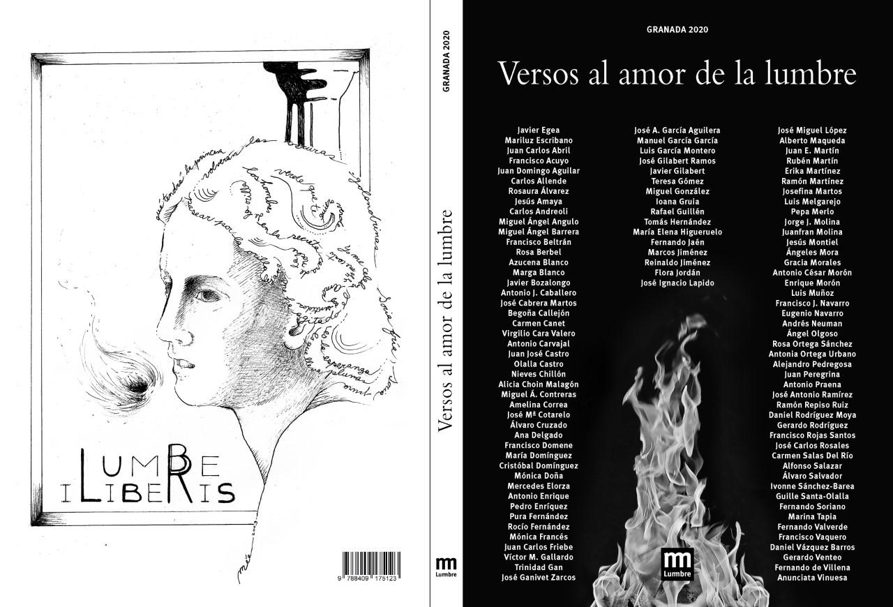 """Más de cien voces poéticas granadinas se reúnen """"al amor de la Lumbre"""""""
