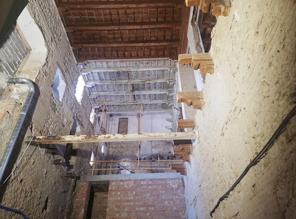 La Abadía del Sacromonte amplia su rehabilitación a nuevas zonas