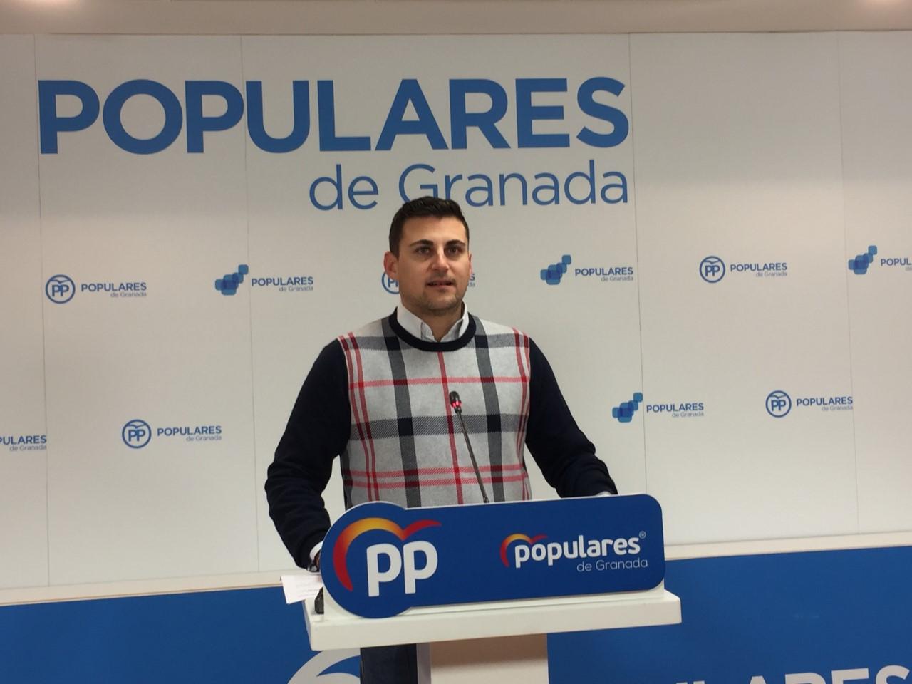 """El PP recrimina a Sánchez que """"atraque"""" a los andaluces """"a costa de los 537 millones de euros del IVA"""
