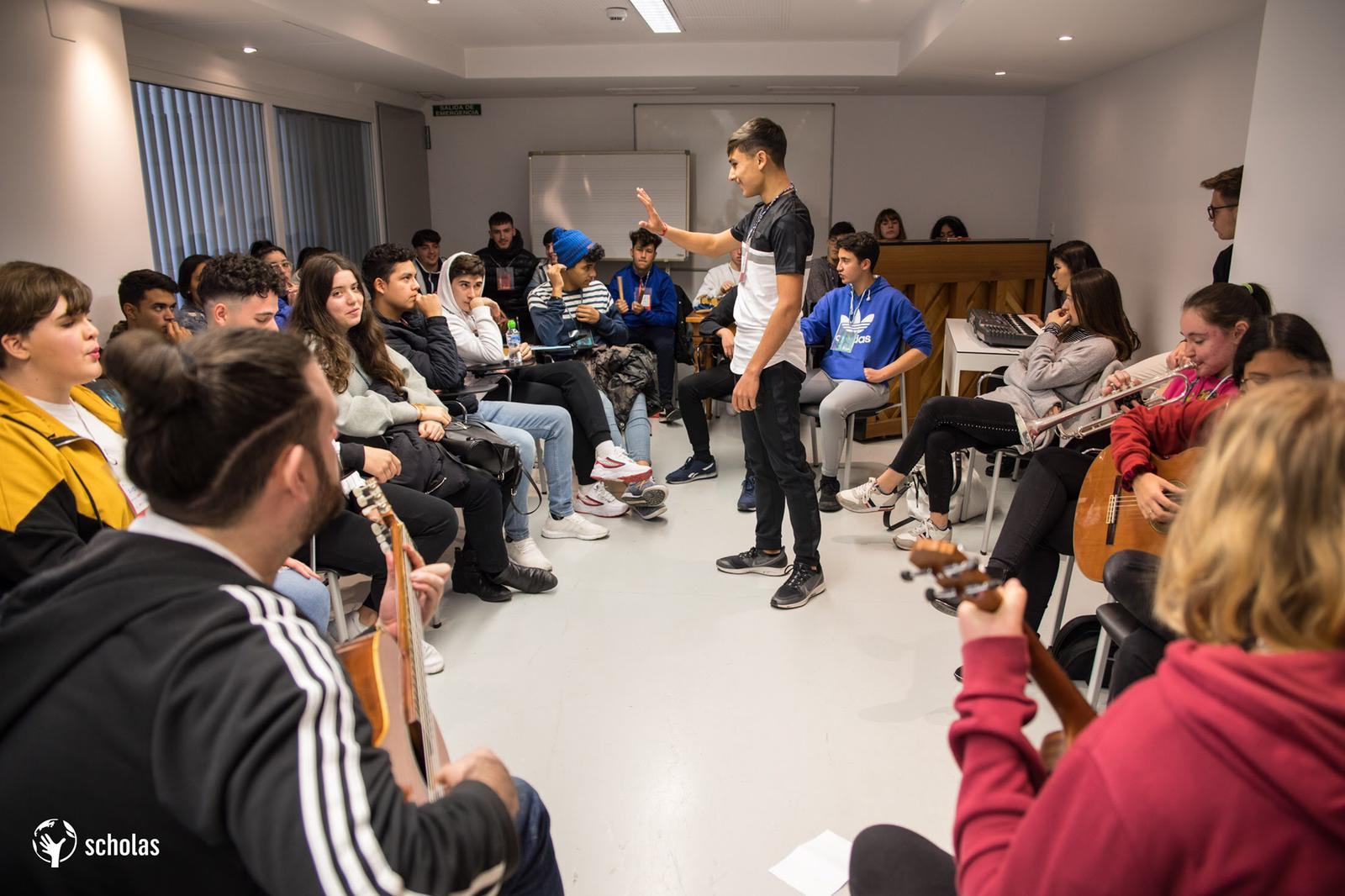 Hoy se clausura el II Programa Scholas Ciudadanía en Granada