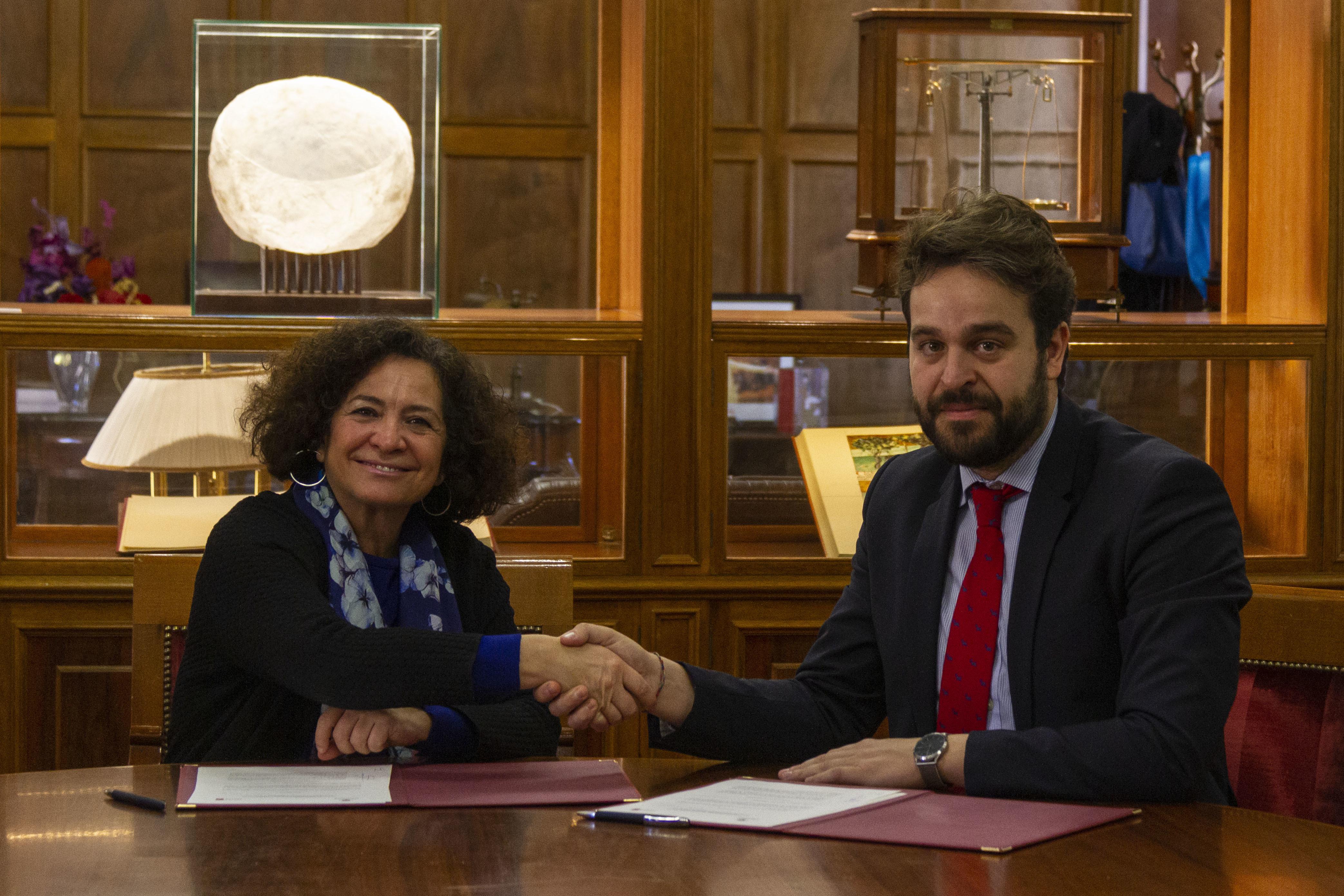 La UGR y el Ayuntamiento de Bedmar y Garcíez firman un convenio de colaboración para desarrollar investigaciones en Sierra Mágina
