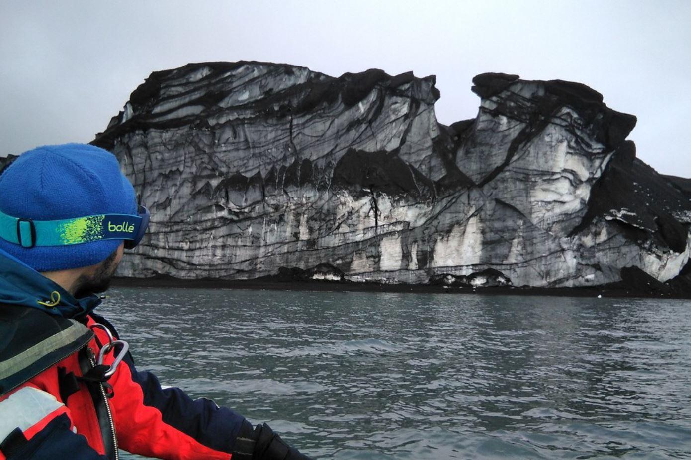 Investigadores de la UGR analizan la actividad sísmica de los volcanes submarinos de la Antártida