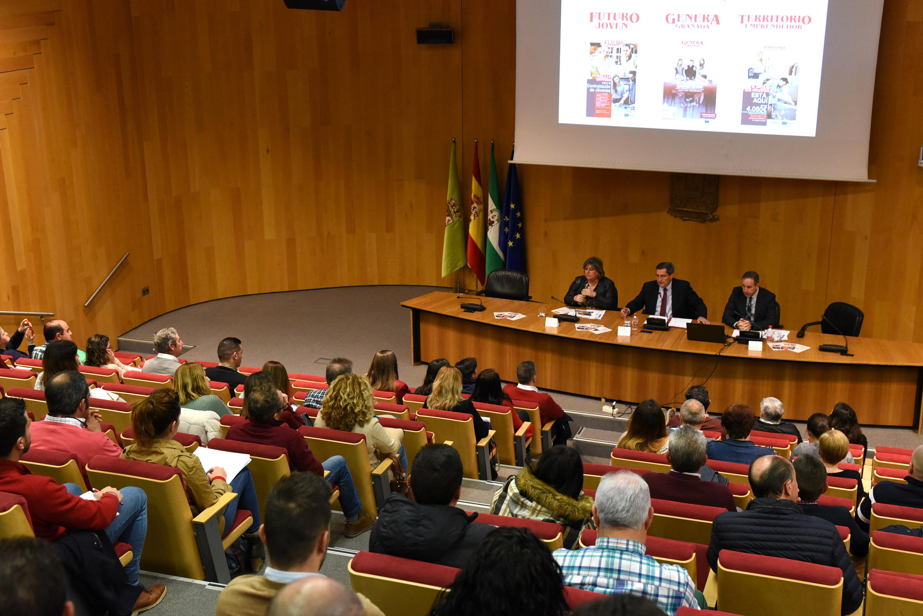 Diputación pone en marcha su estrategia contra la despoblación