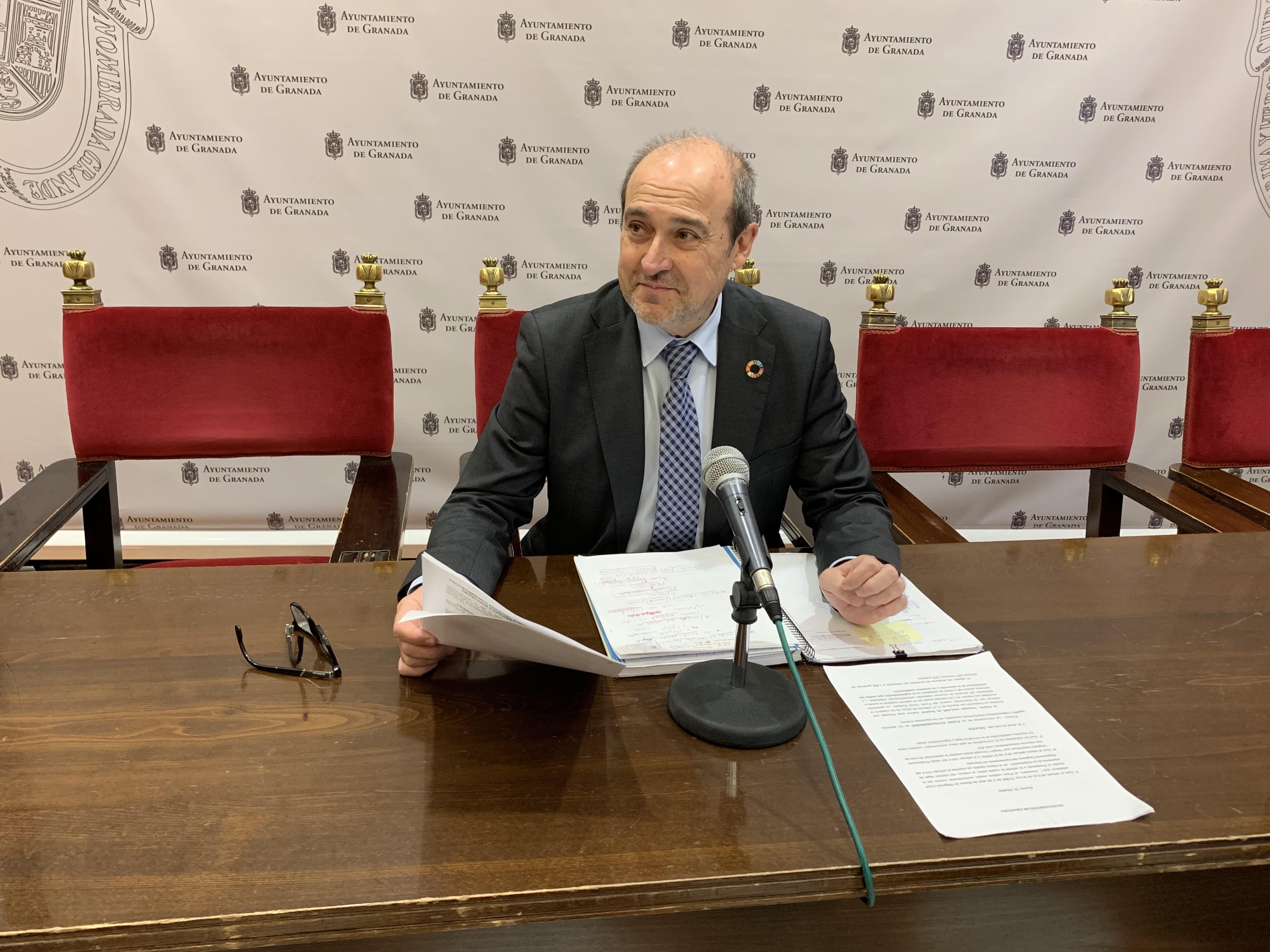 El PSOE lamenta que el bipartito presente los mismos presupuestos sin tener en cuenta la pandemia