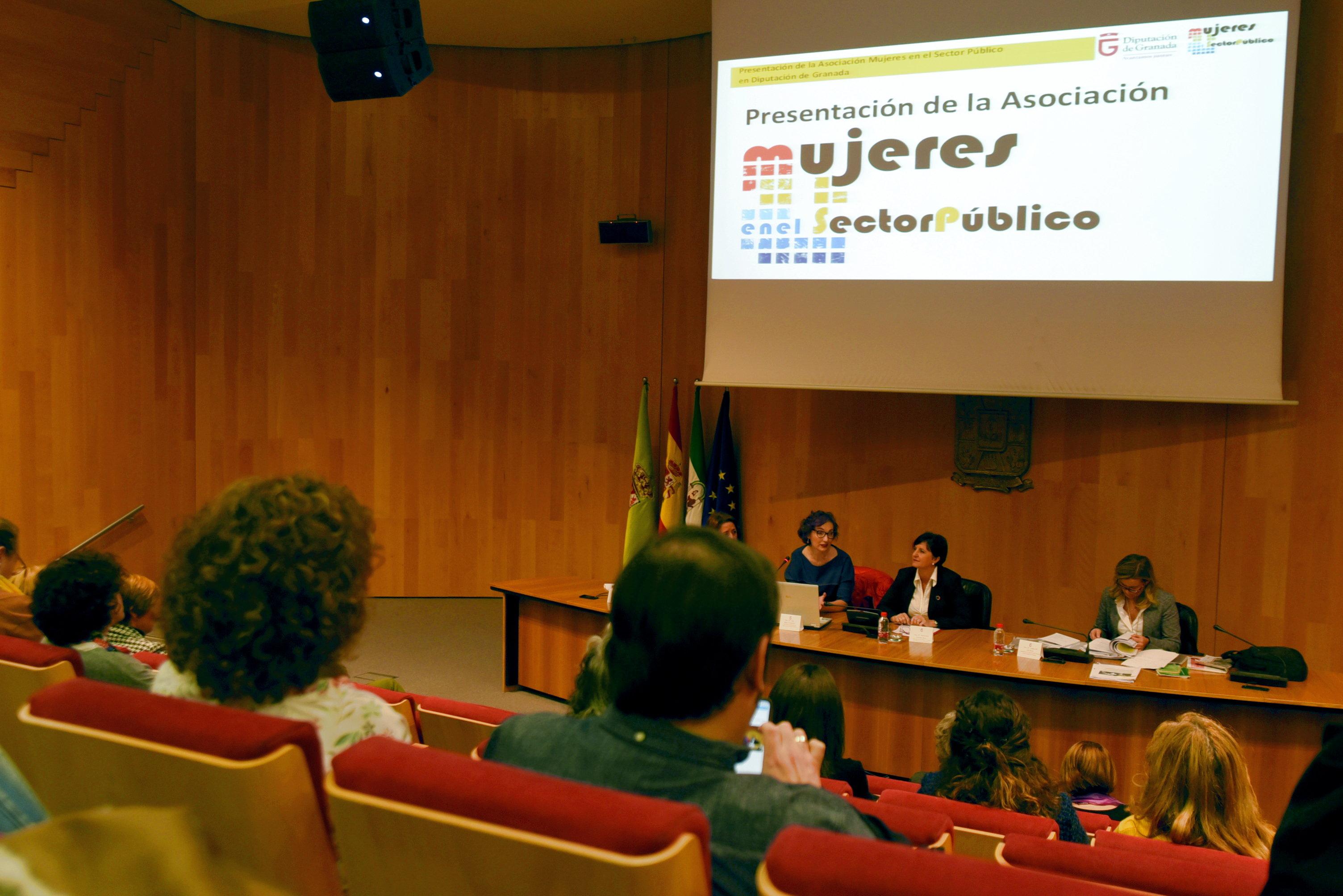 Se constituye la Asociación de Mujeres en el Sector Público