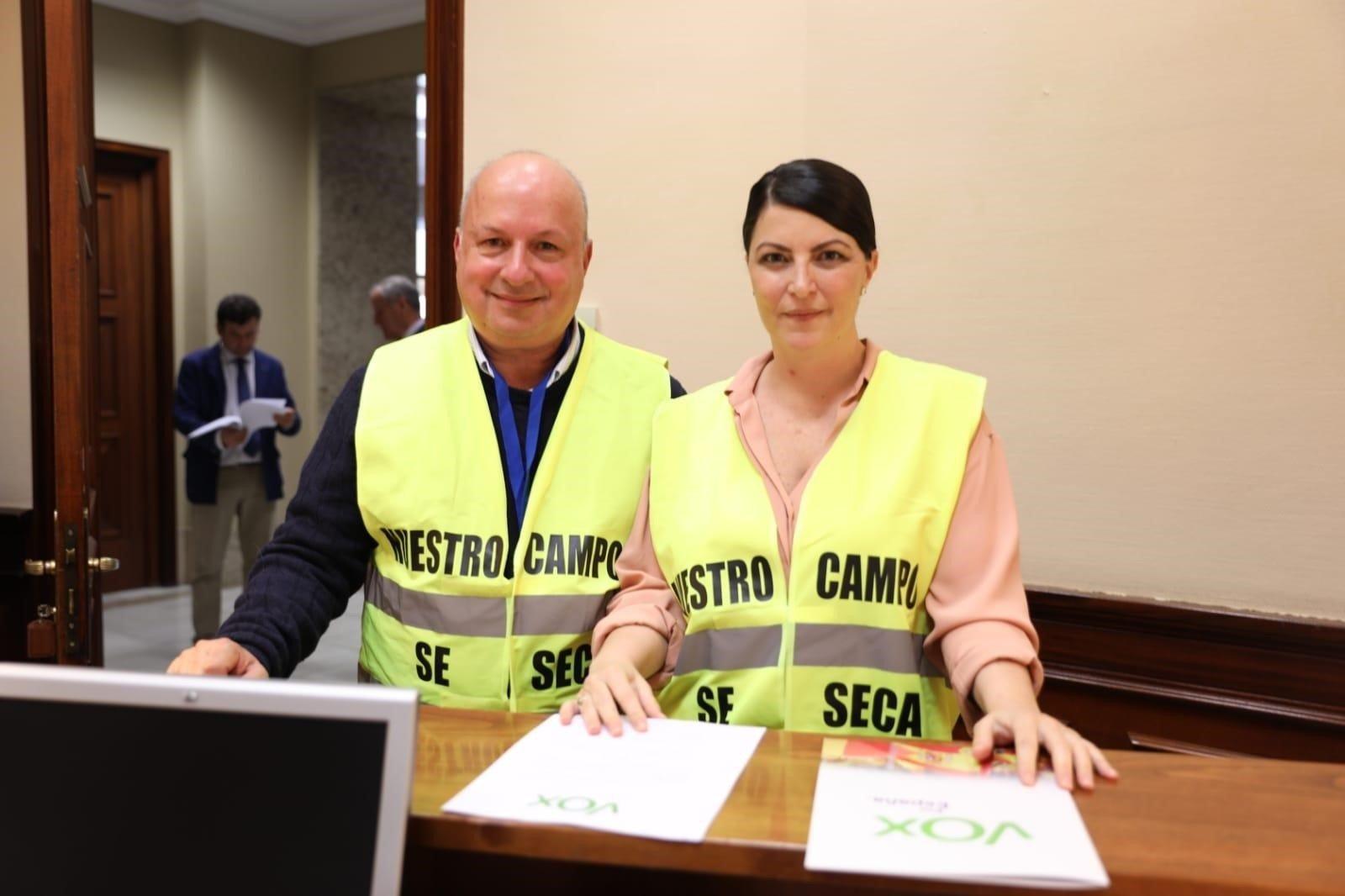 Manuel Martín es el único candidato a las primarias de Vox que logra los avales
