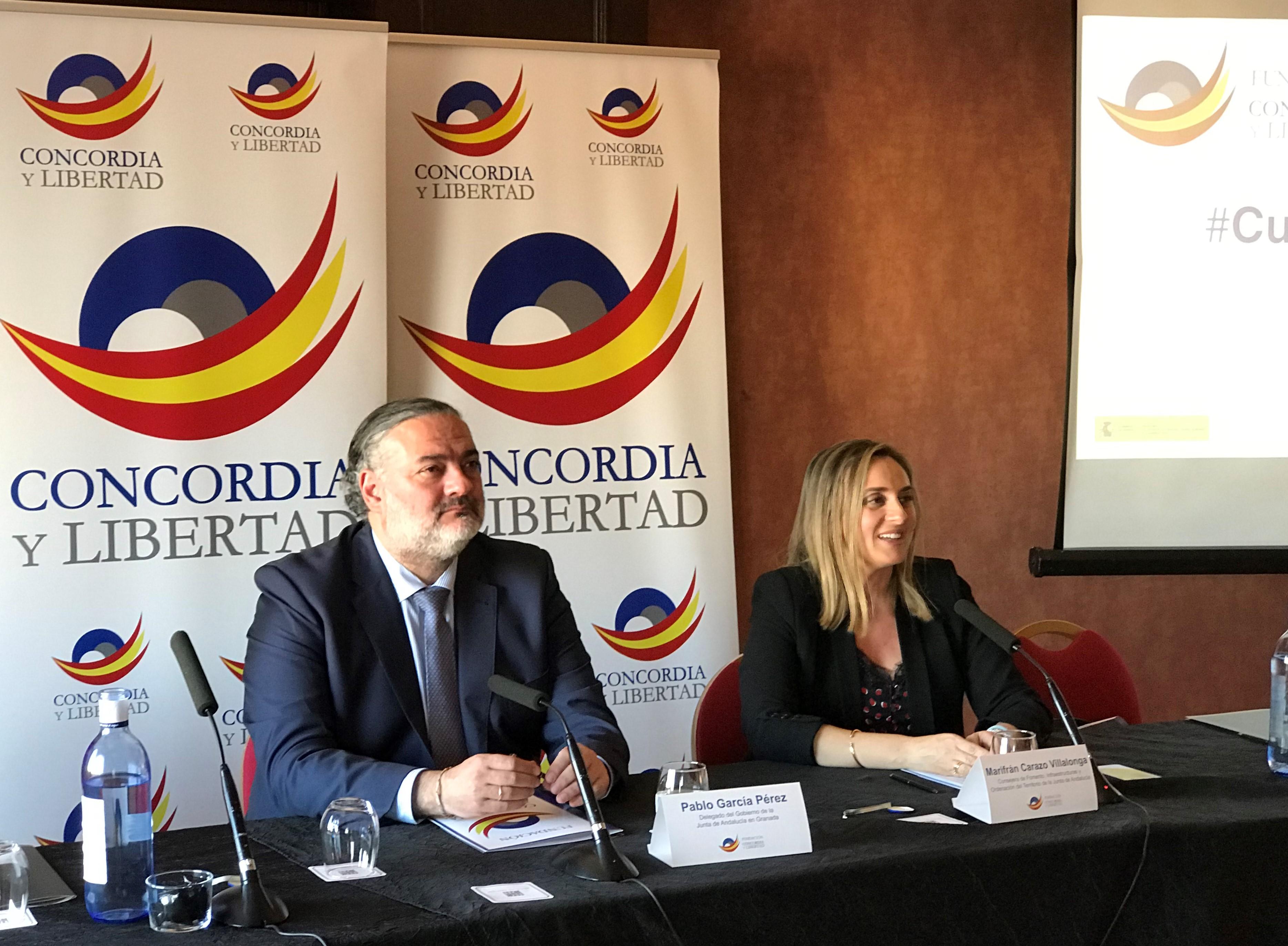 """Patricia del Pozo afirma que «La Alhambra es el sol pero no puede taparlo todo, tenemos que cuidar y embellecer nuestro patrimonio"""""""