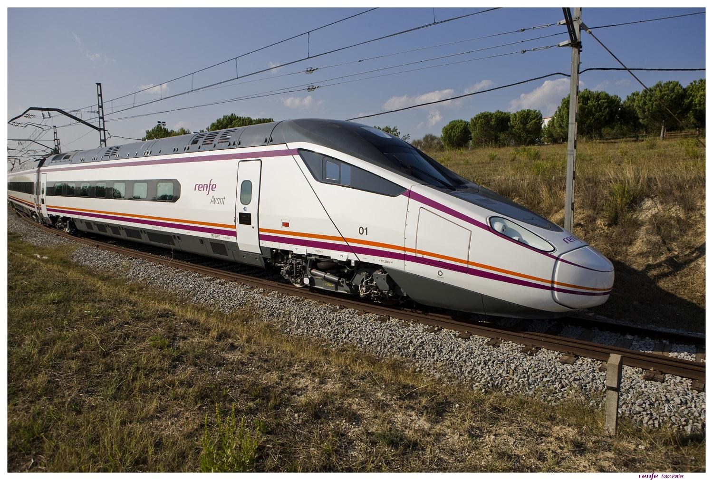 El 16 de febrero comienzan a operar los nuevos trenes Avant a Sevilla y Algeciras