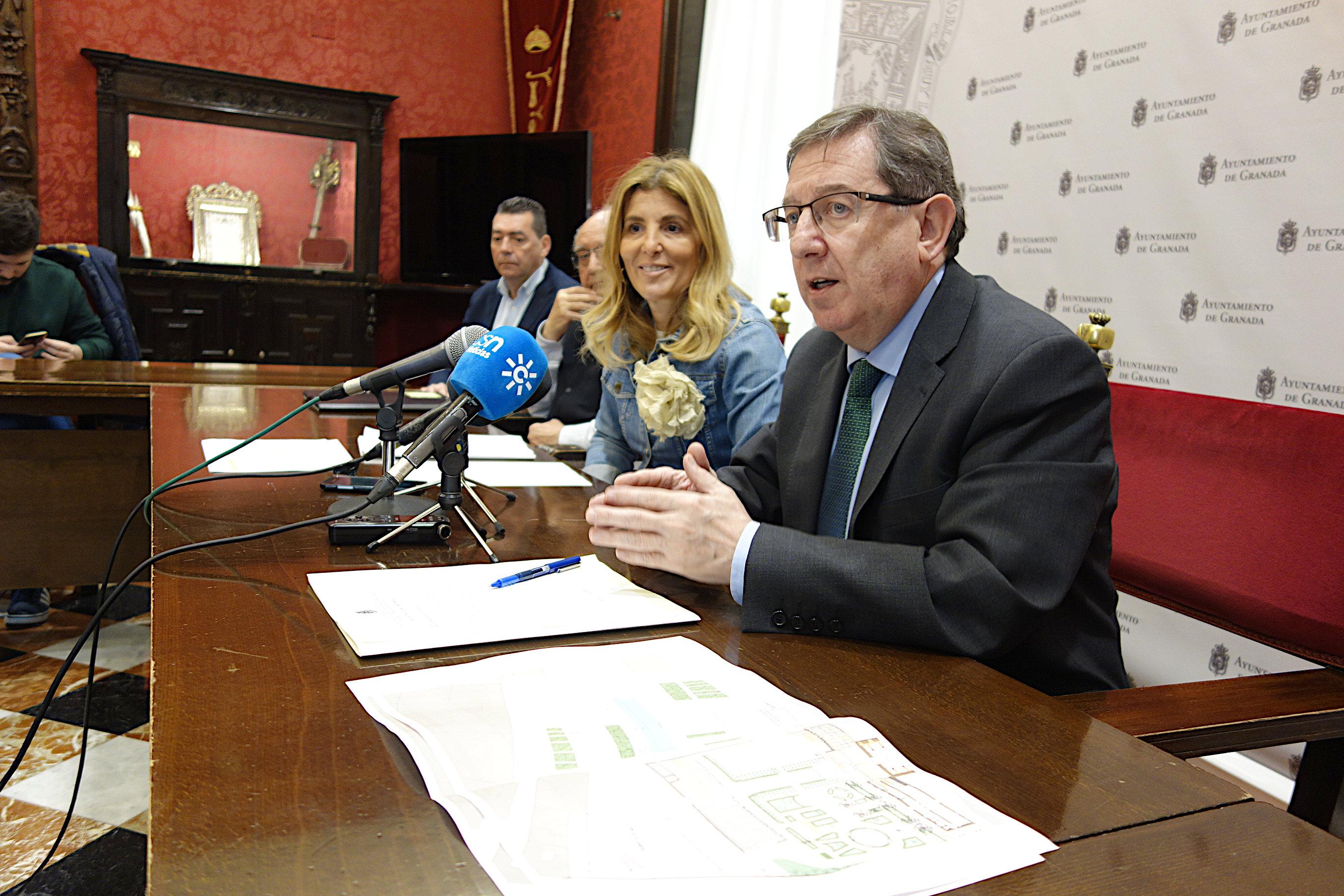 El Ayuntamiento reabrirá el parque del Cuarto Real tras su remodelación